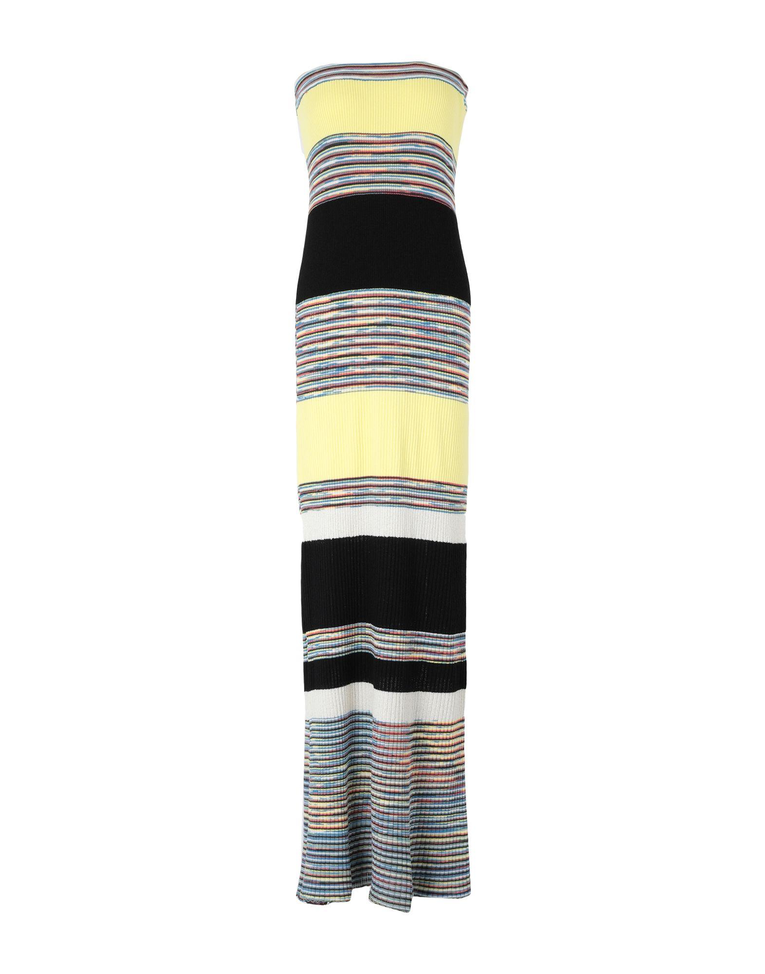 SOLOTRE Длинное платье