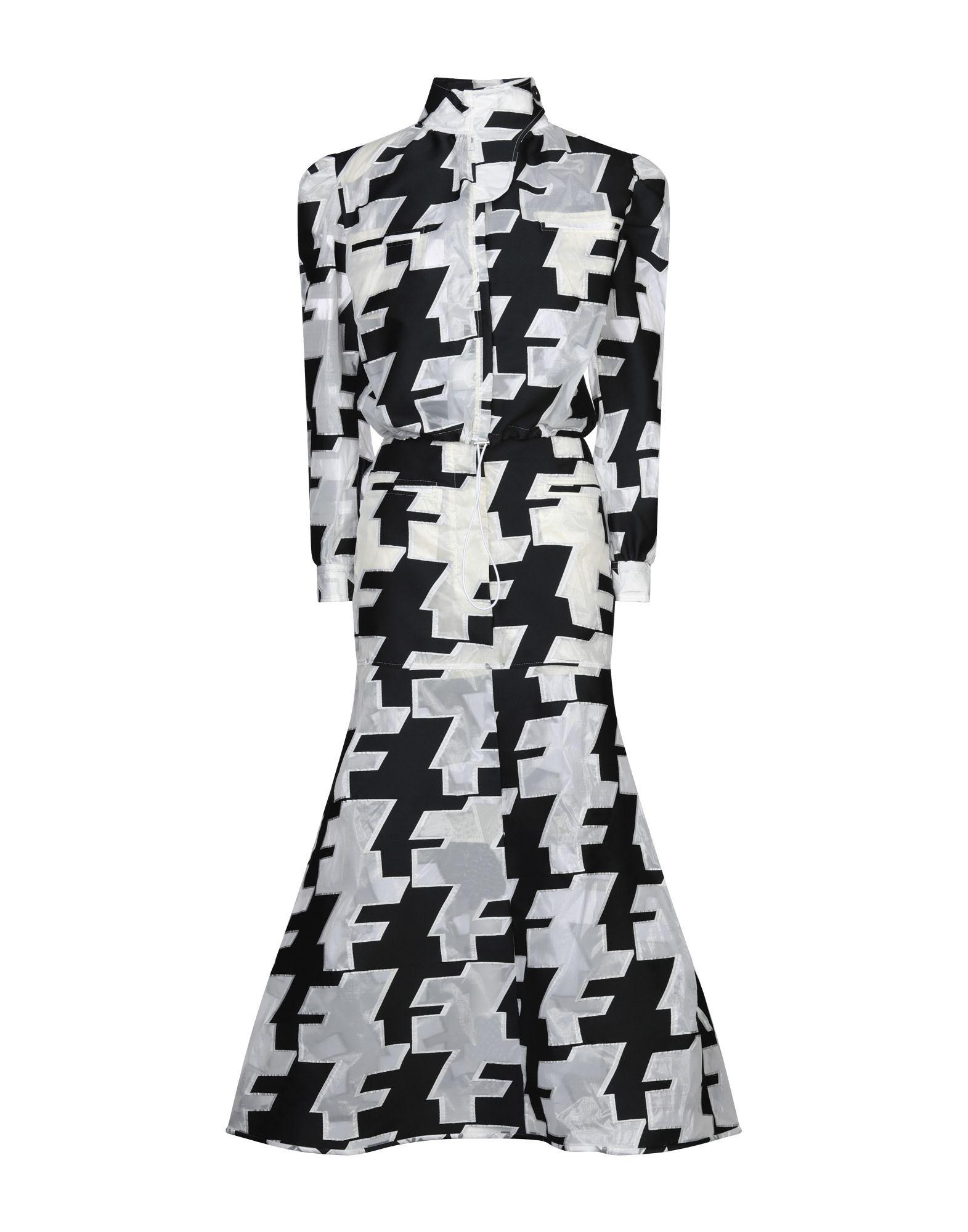 ANDREAS KRONTHALER x VIVIENNE WESTWOOD Длинное платье
