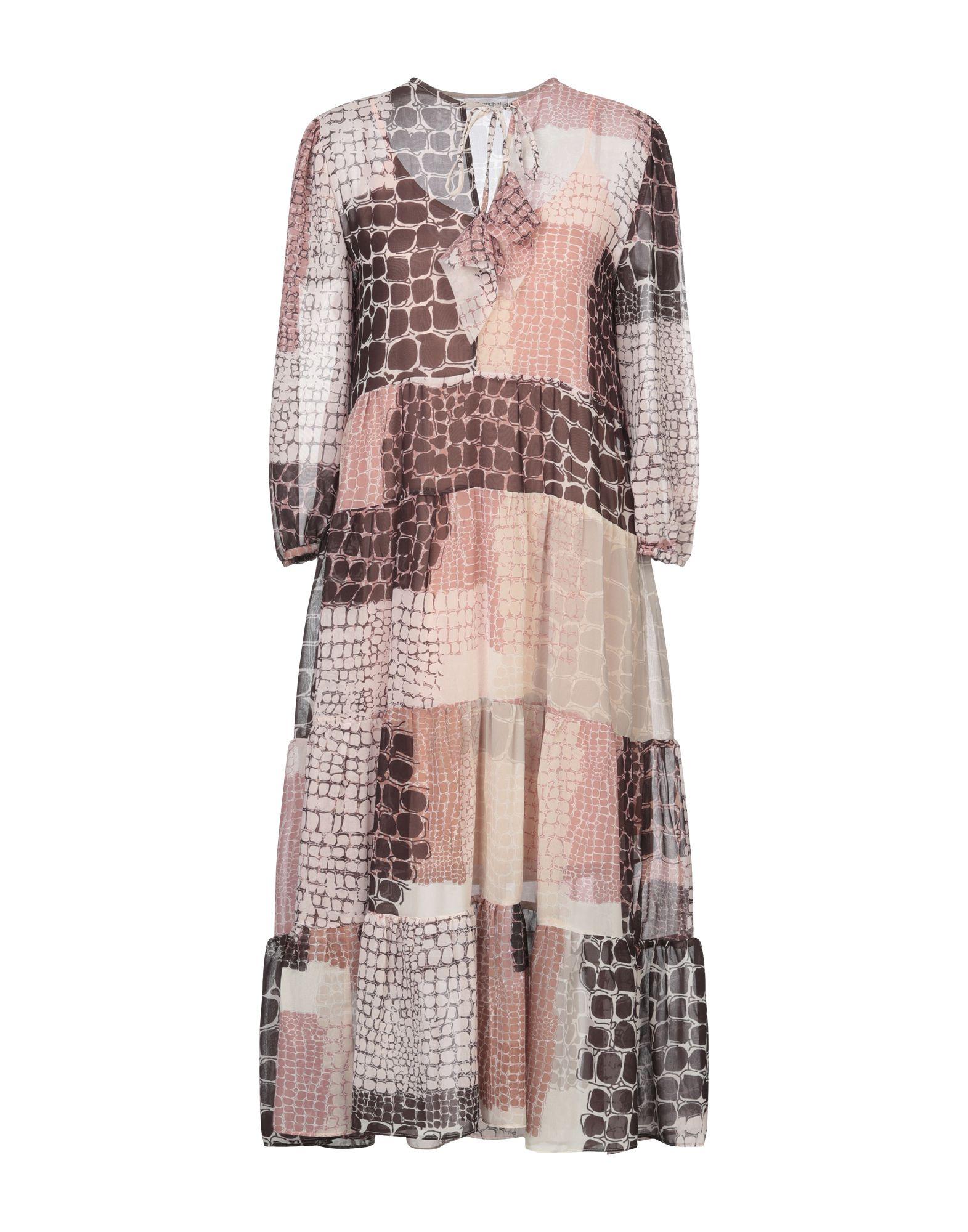 VIA STENDHAL Roma Платье длиной 3/4