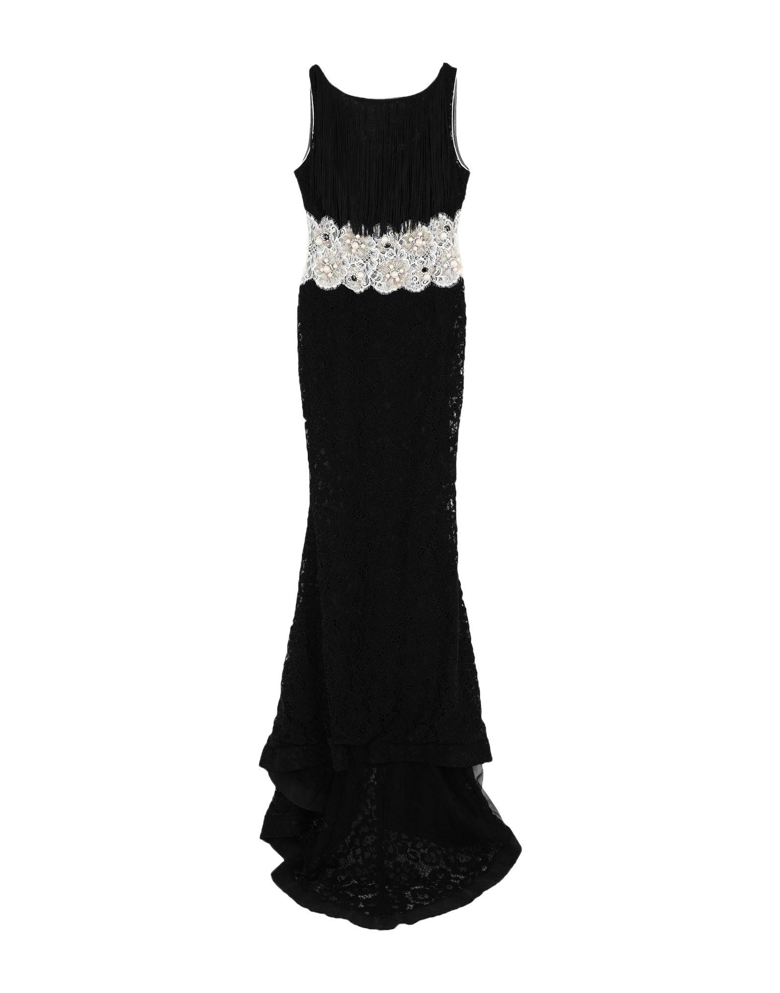 MANUEL DEL REI Длинное платье