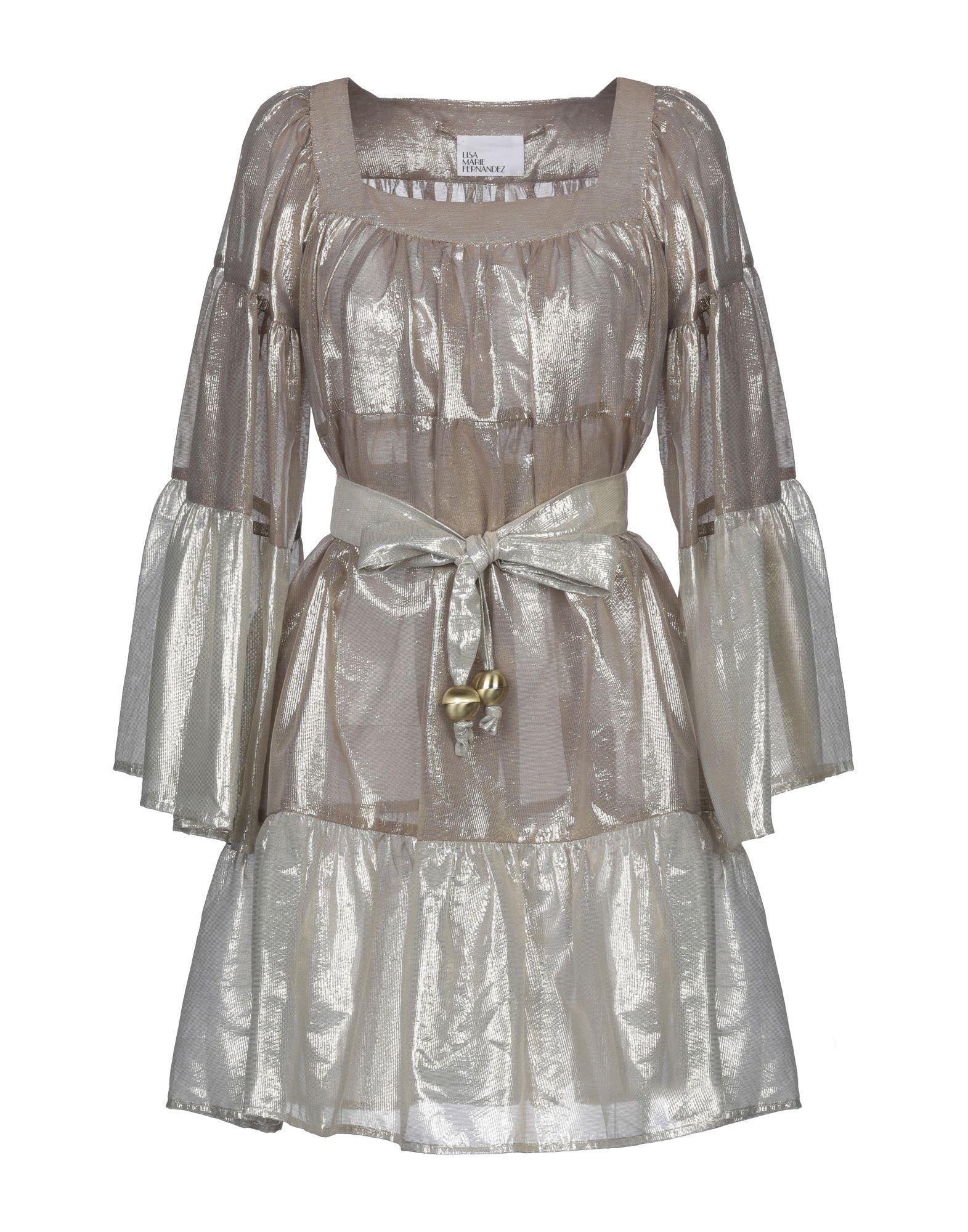 LISA MARIE FERNANDEZ Короткое платье платье lisa boho