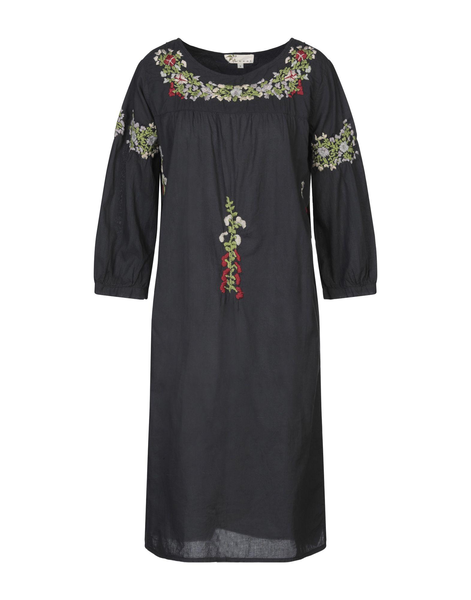 LOCAL APPAREL Платье до колена