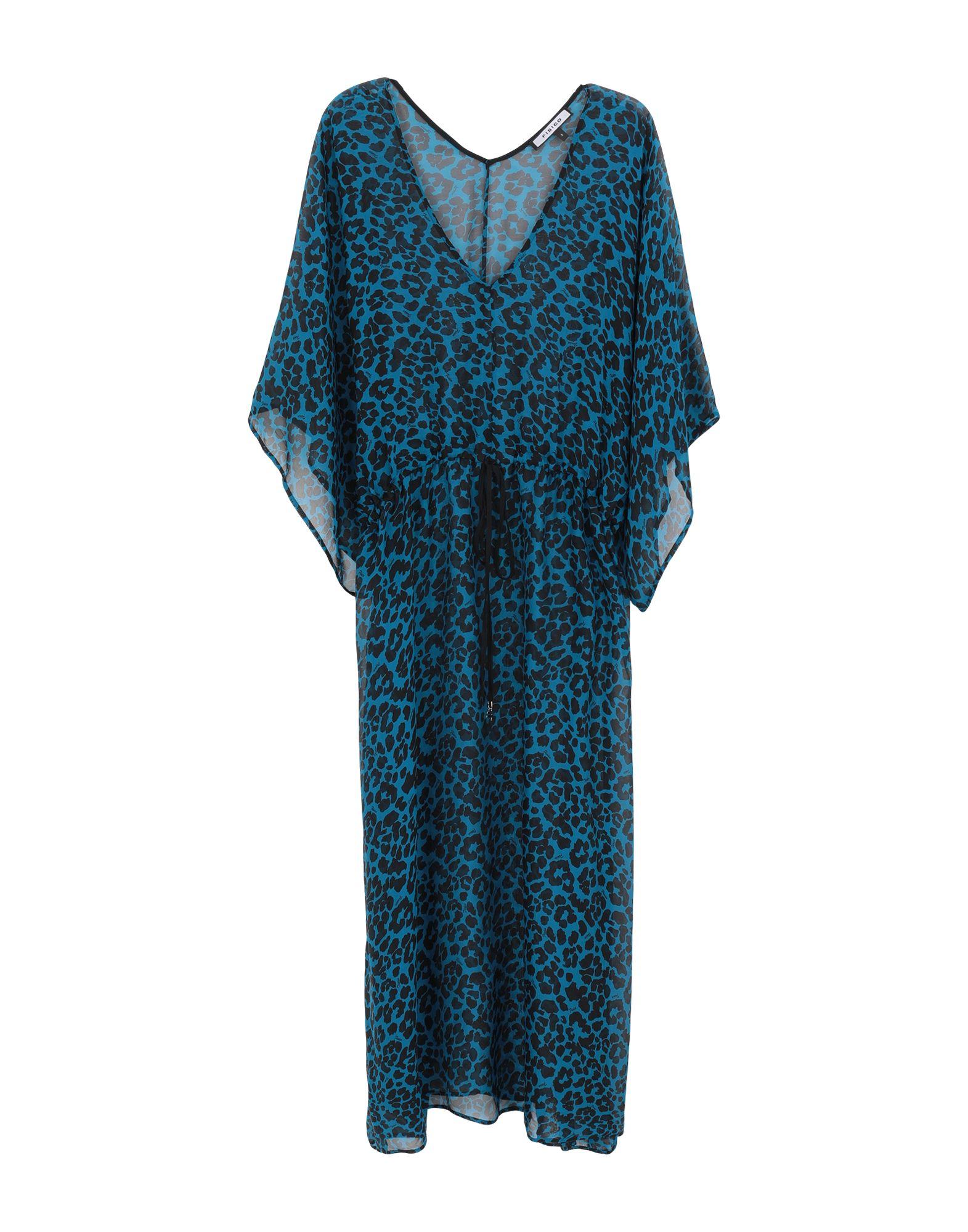 FISICO Платье длиной 3/4
