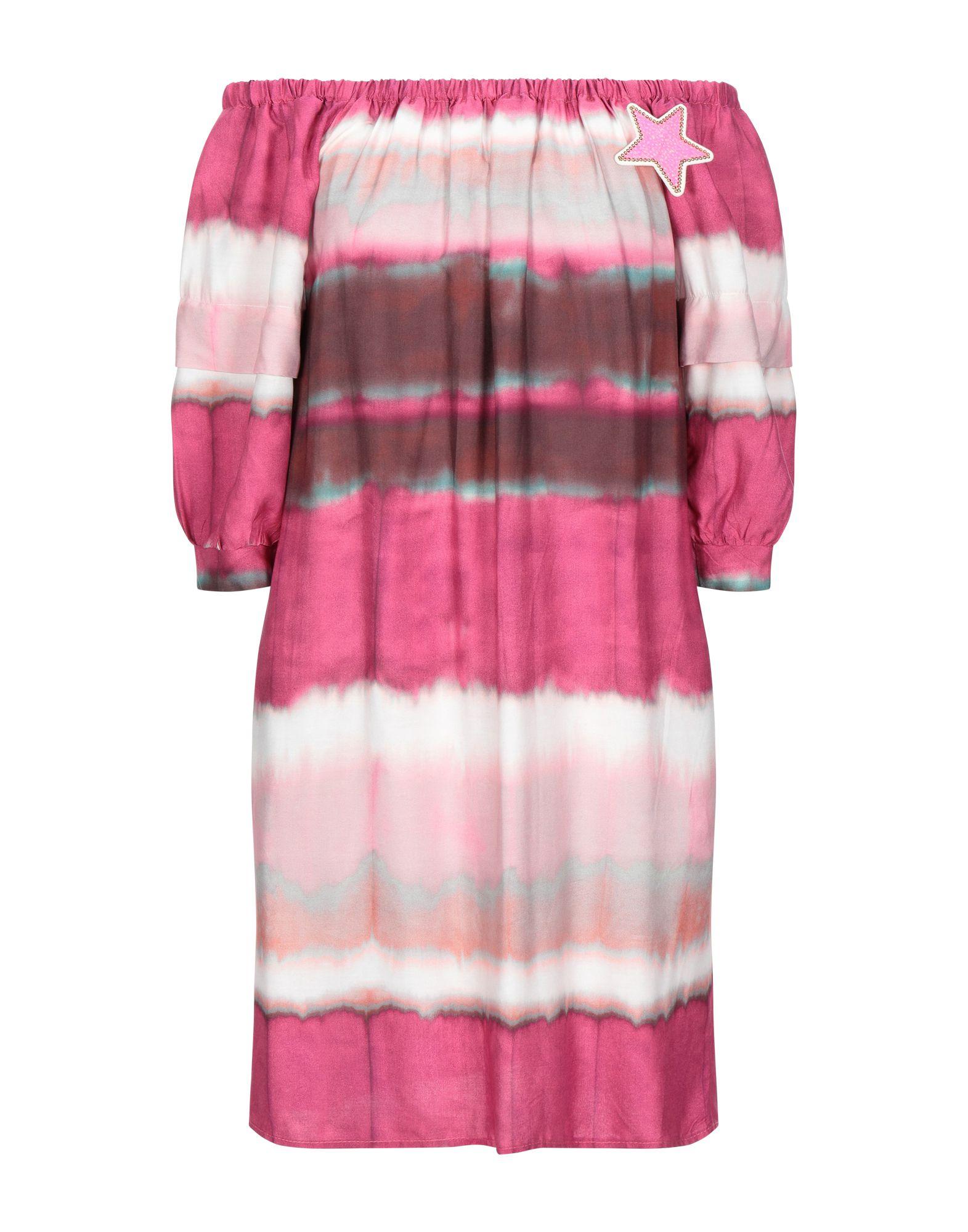 LA MORA GLAMOUR Короткое платье la marca короткое платье