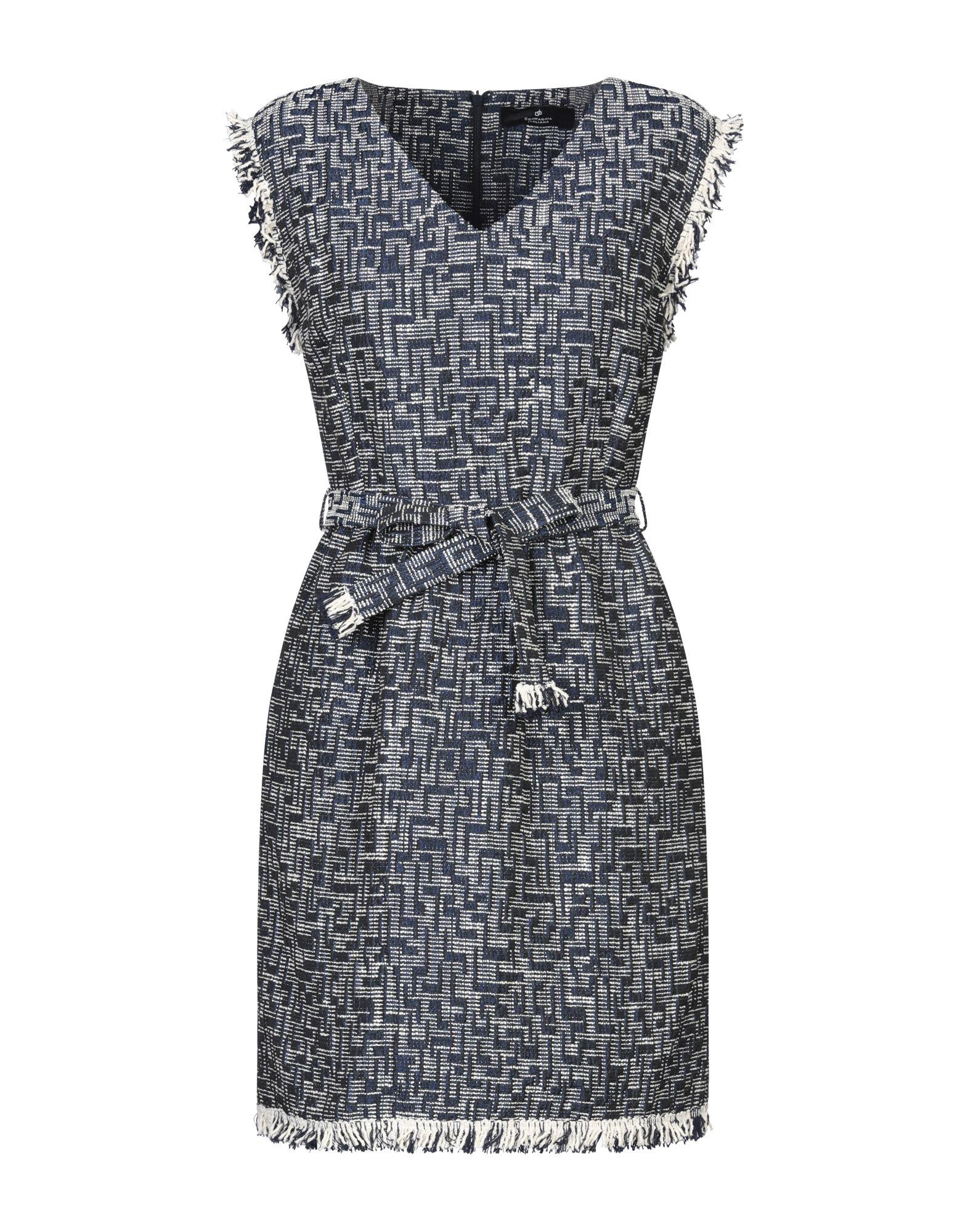 COMPAGNIA ITALIANA Короткое платье