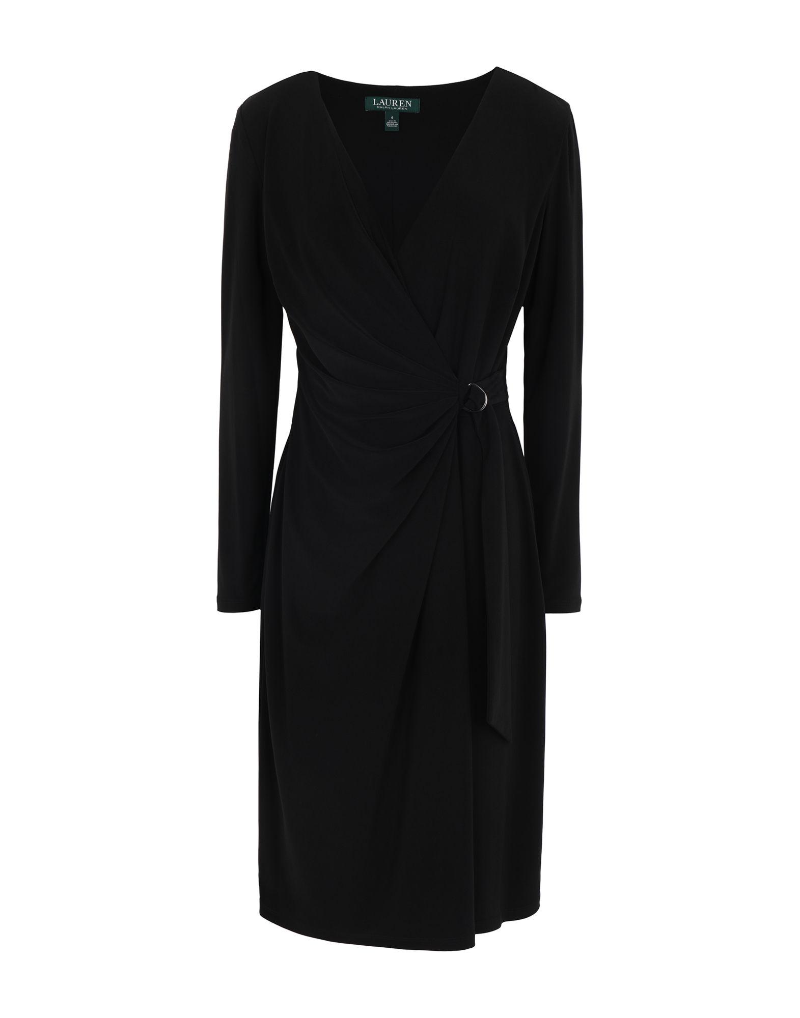 цена LAUREN RALPH LAUREN Короткое платье онлайн в 2017 году