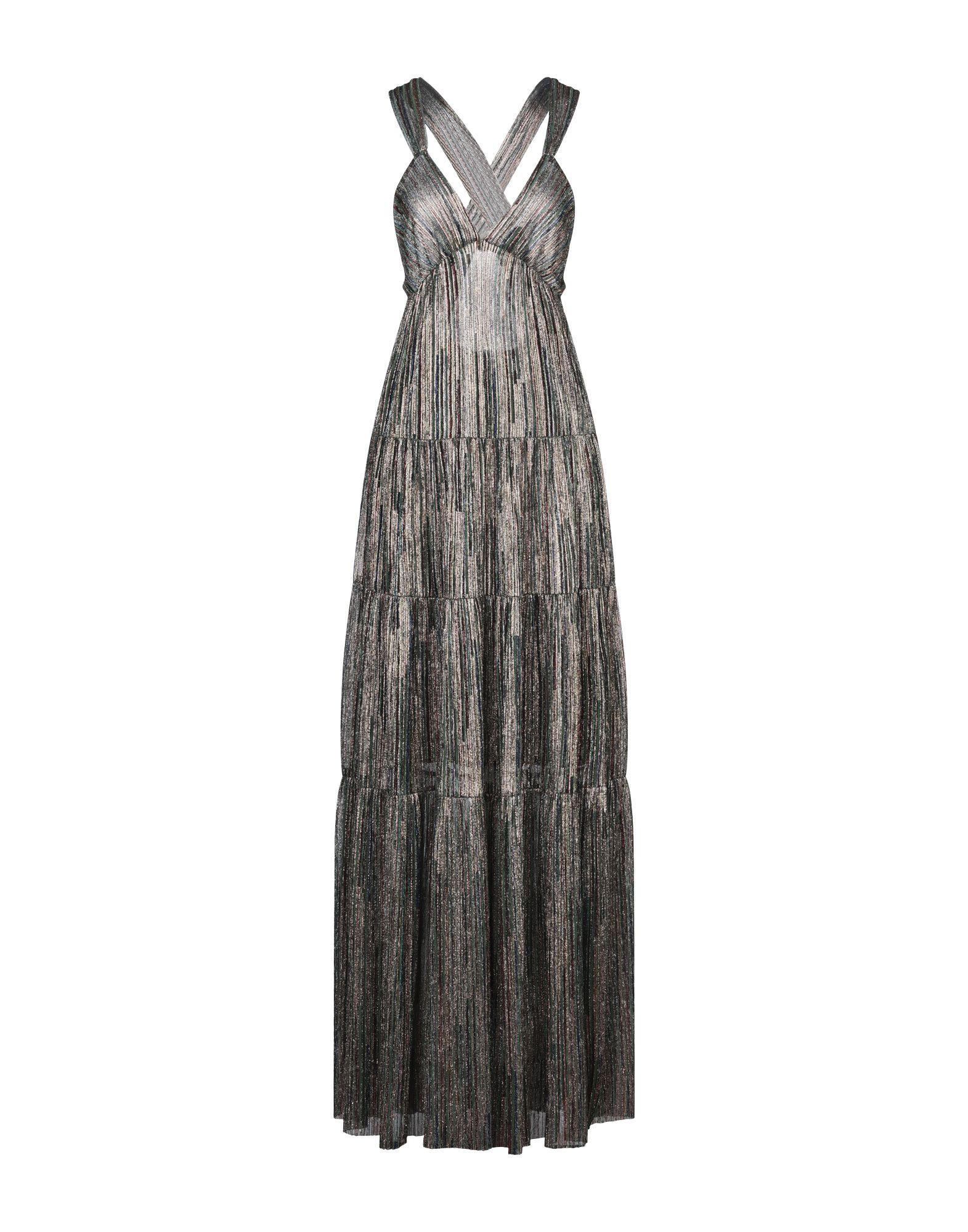 BA&SH Длинное платье платье sh moultrie цвет бордовый rna18349ve cordovan размер xs 40