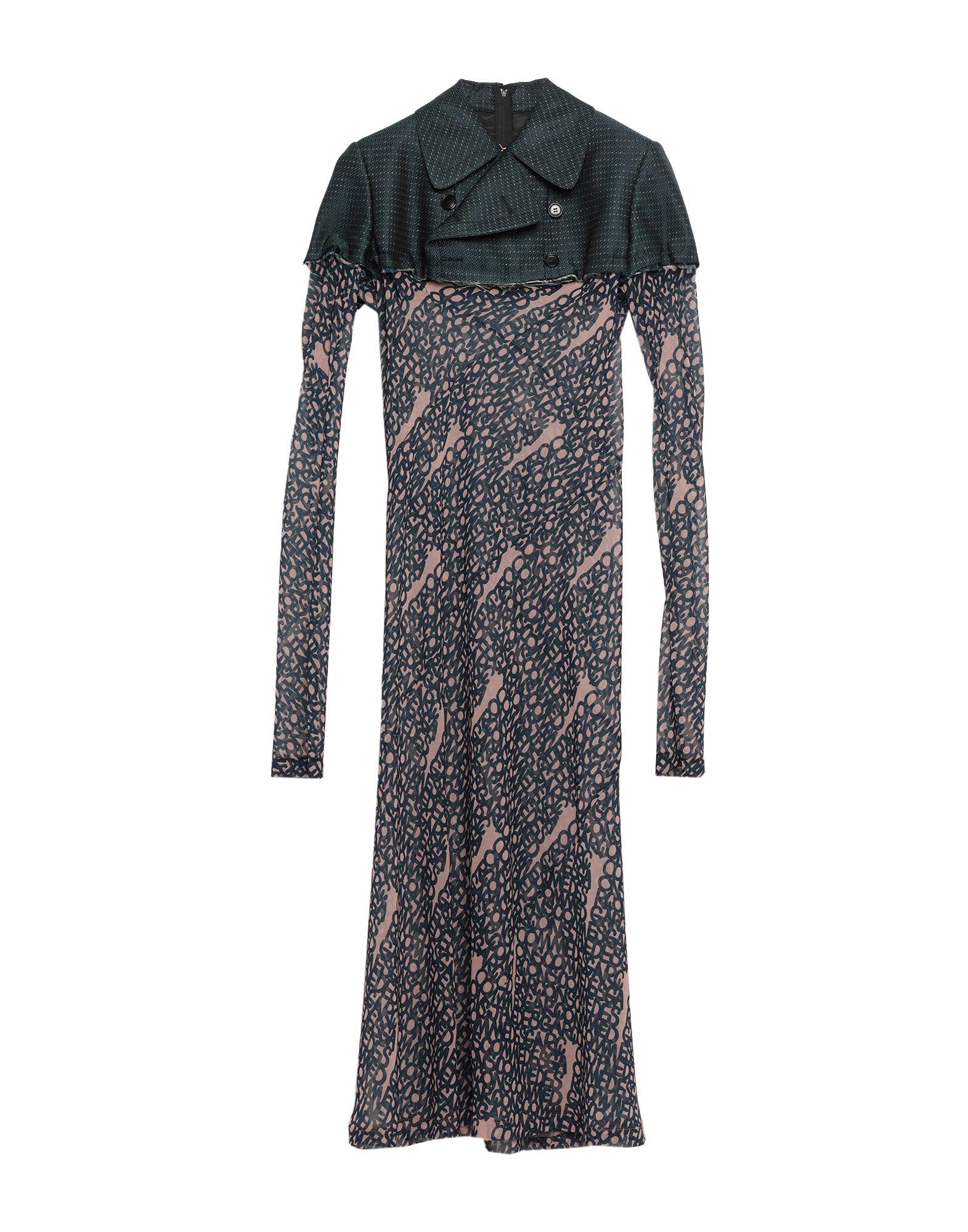 COMME des GARÇONS Длинное платье
