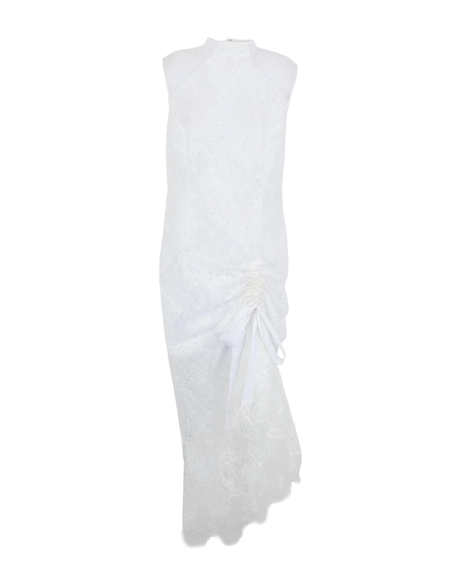 OLIVIER THEYSKENS Длинное платье