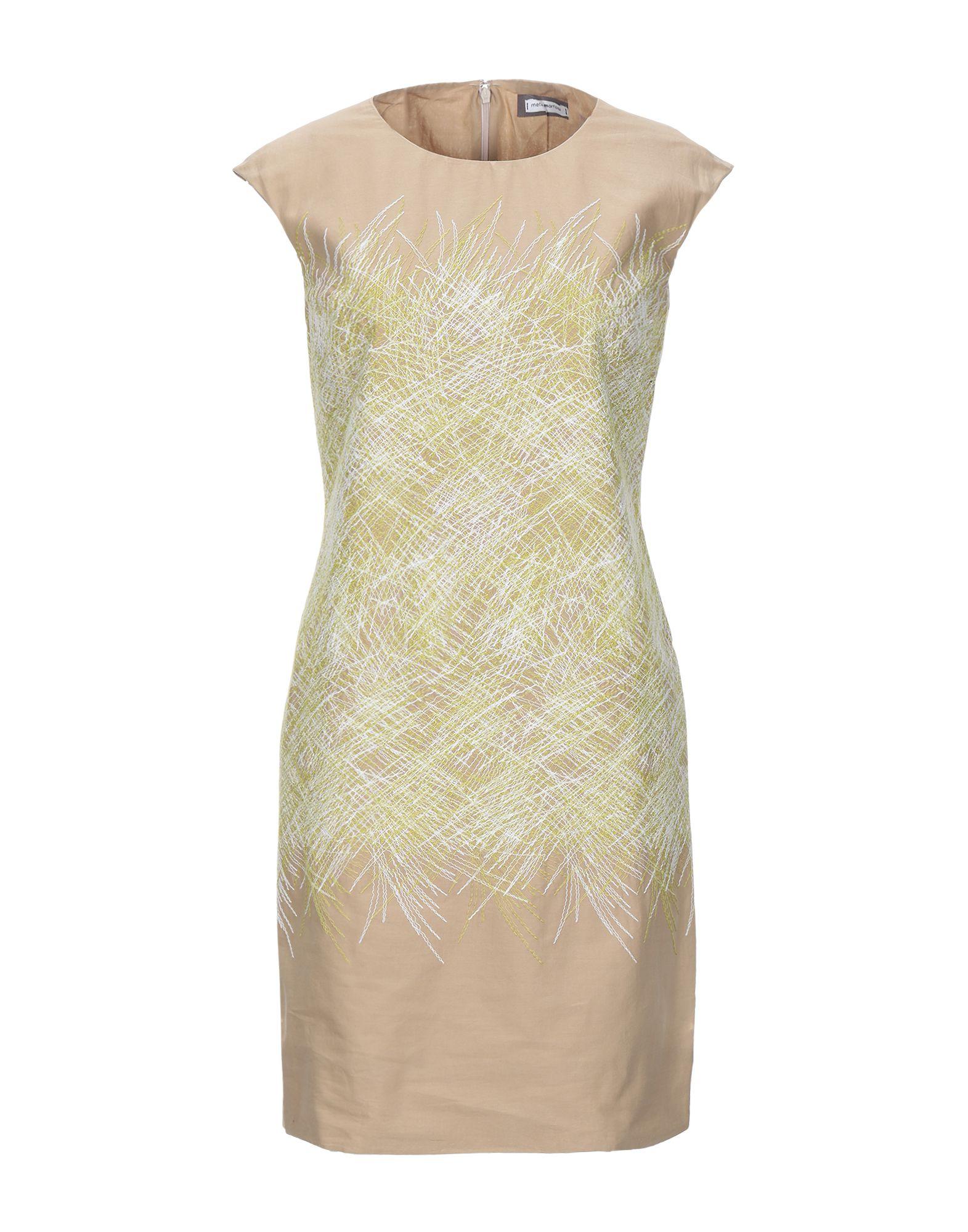 METAMORFOSI Короткое платье