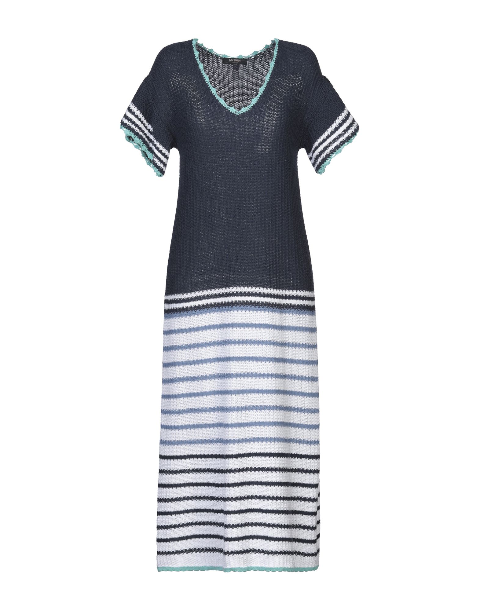 MY TWIN TWINSET Платье длиной 3/4