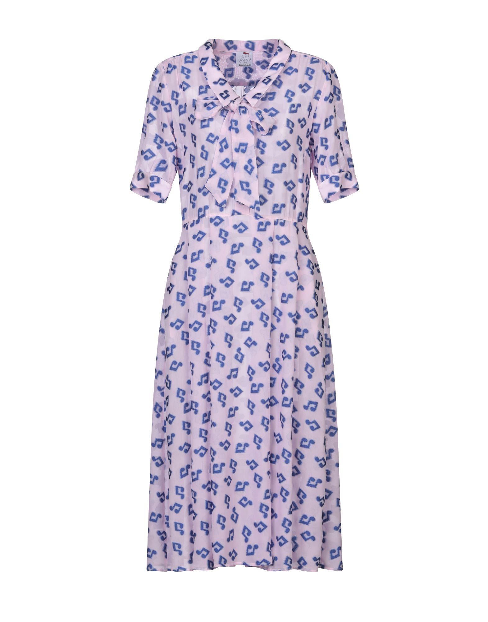 ULTRA'CHIC Платье длиной 3/4