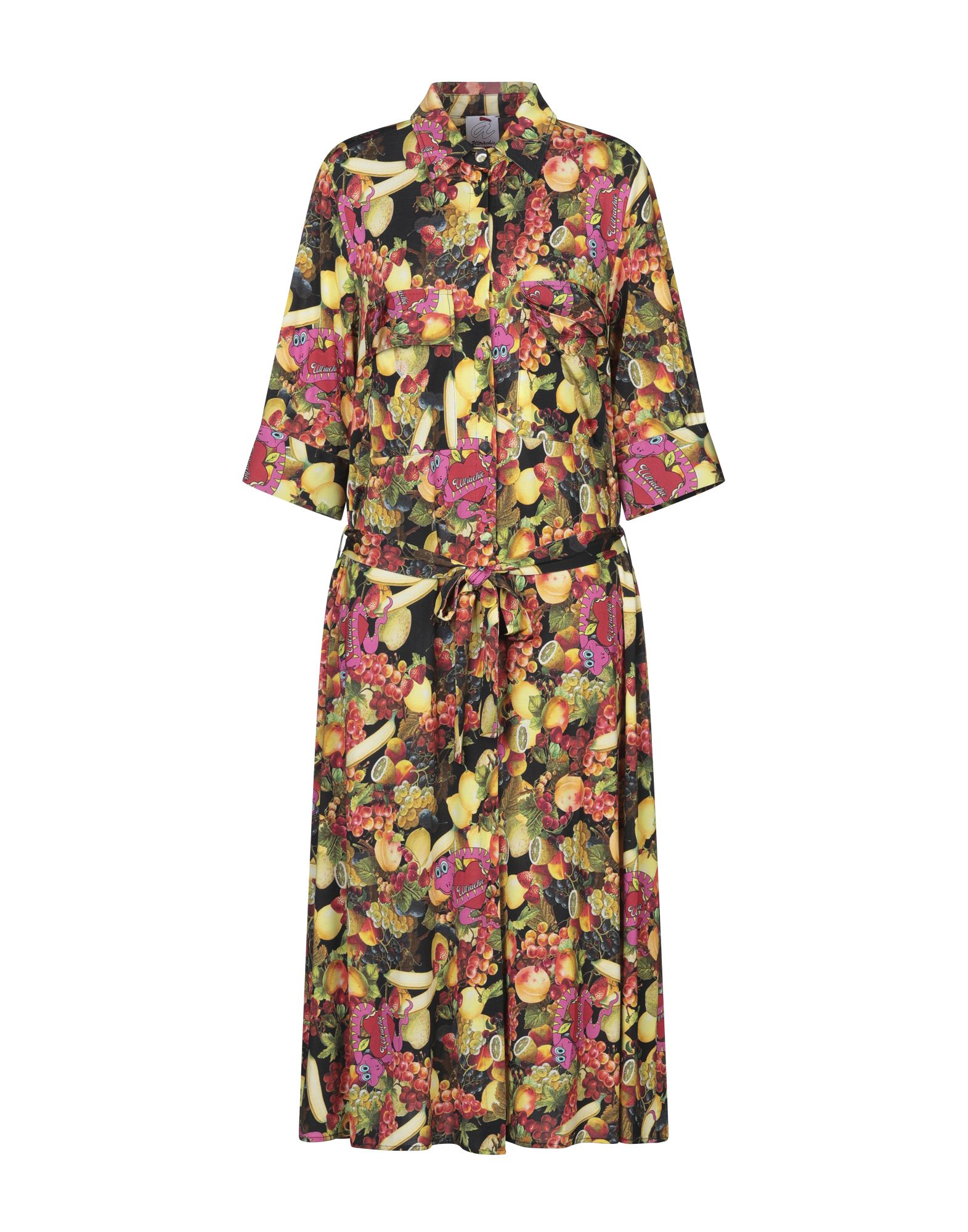 цена на ULTRA'CHIC Платье длиной 3/4