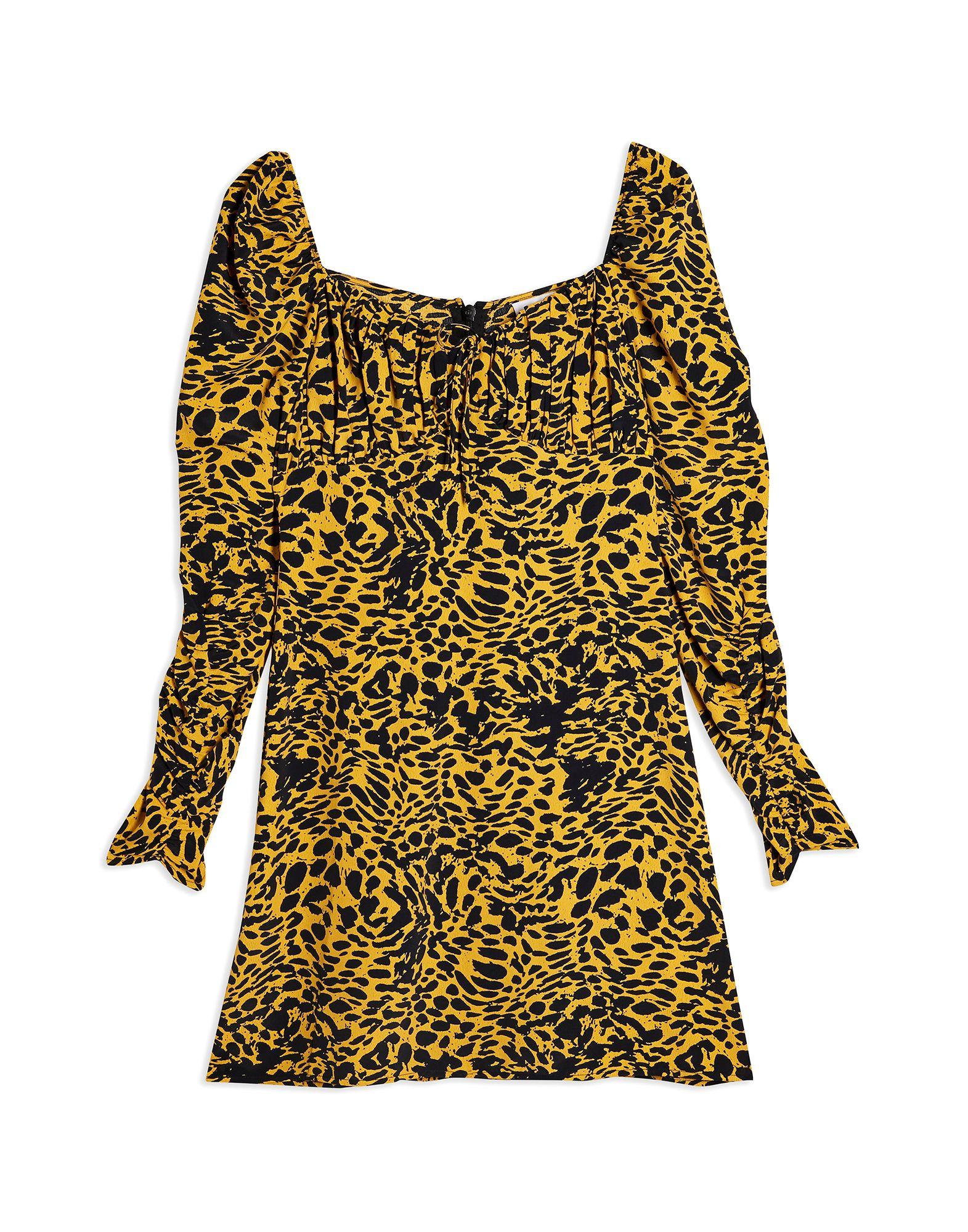 TOPSHOP Короткое платье платье topshop topshop to029ewfysg9