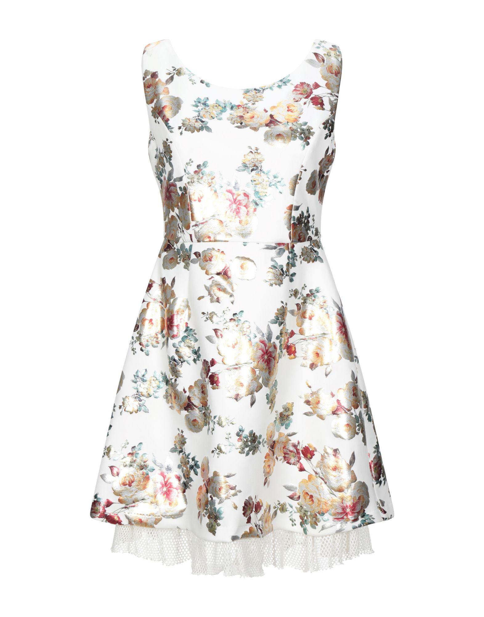 VITTORIA ROMANO Короткое платье vittoriagirl by vittoria romano® короткое платье