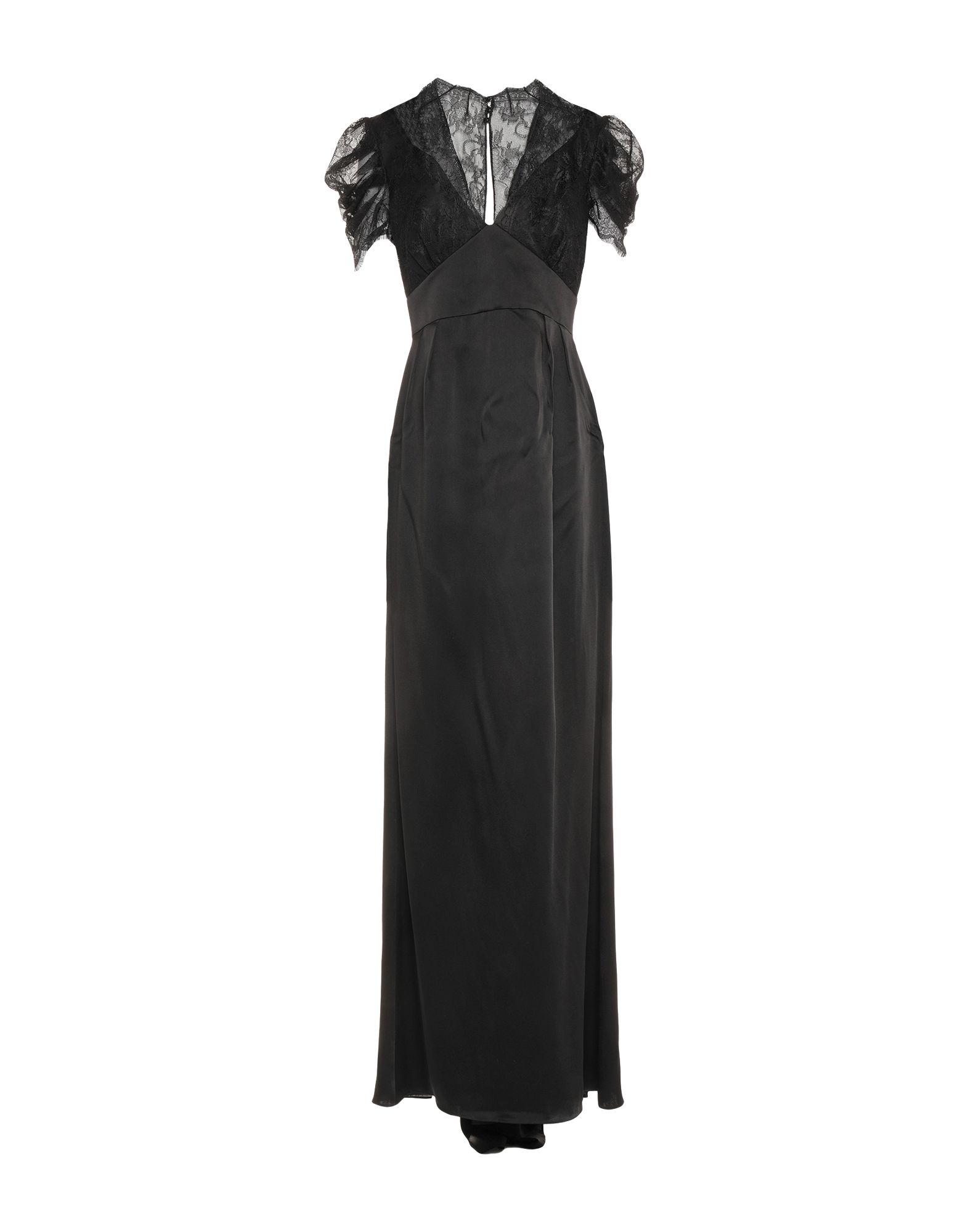 EMANUEL UNGARO Длинное платье