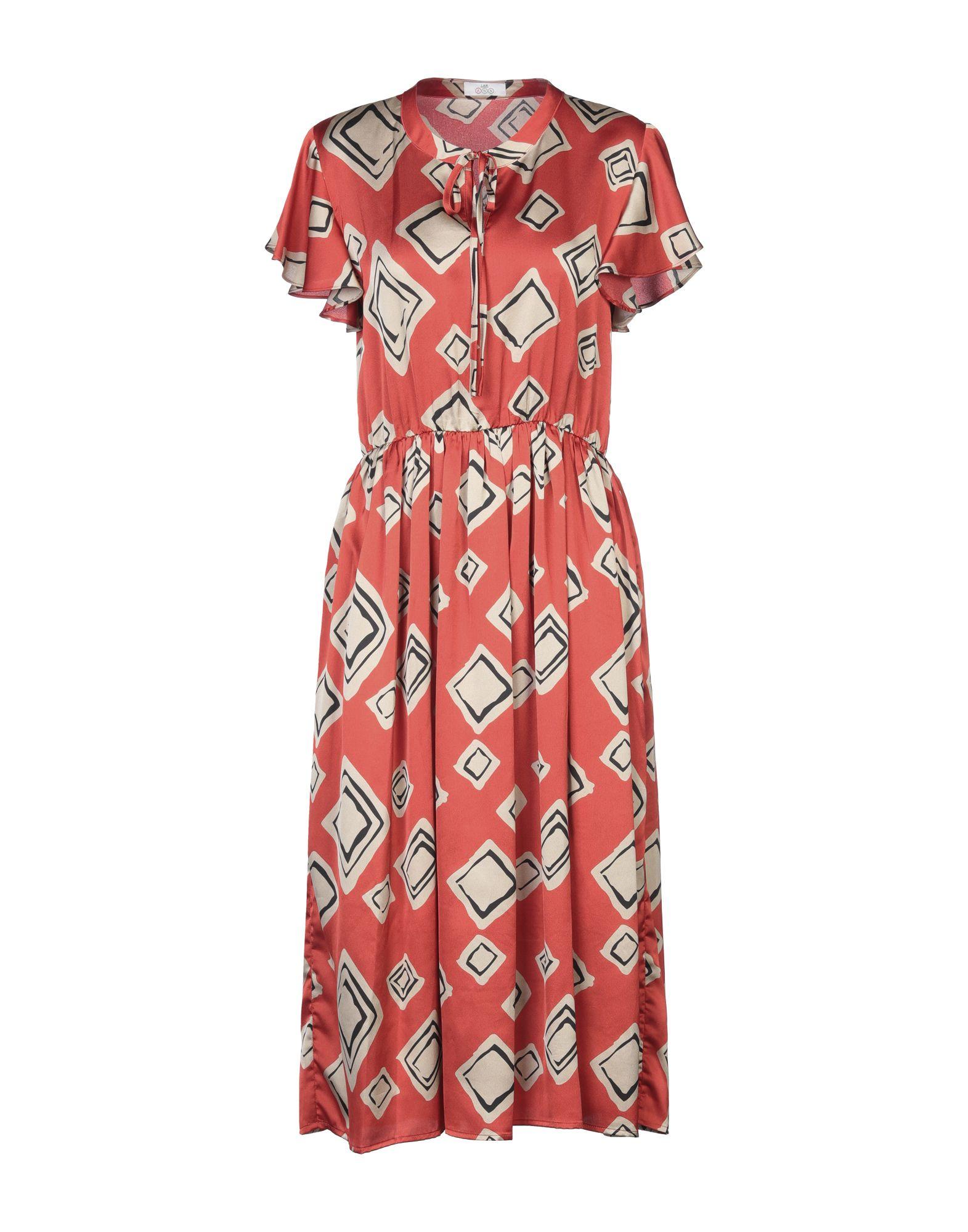 I AM ANN Платье длиной 3/4