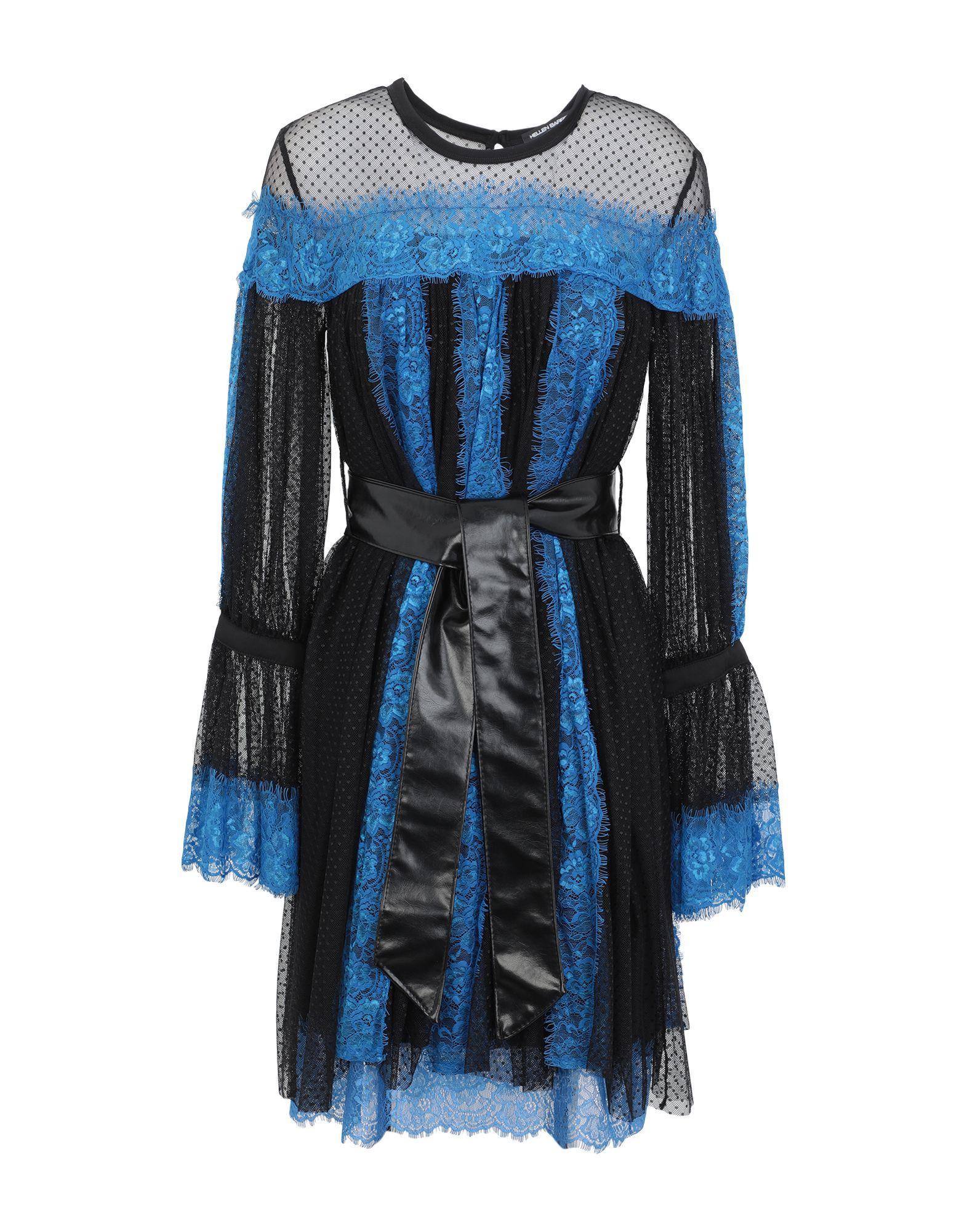 лучшая цена HELLEN BARRETT Короткое платье