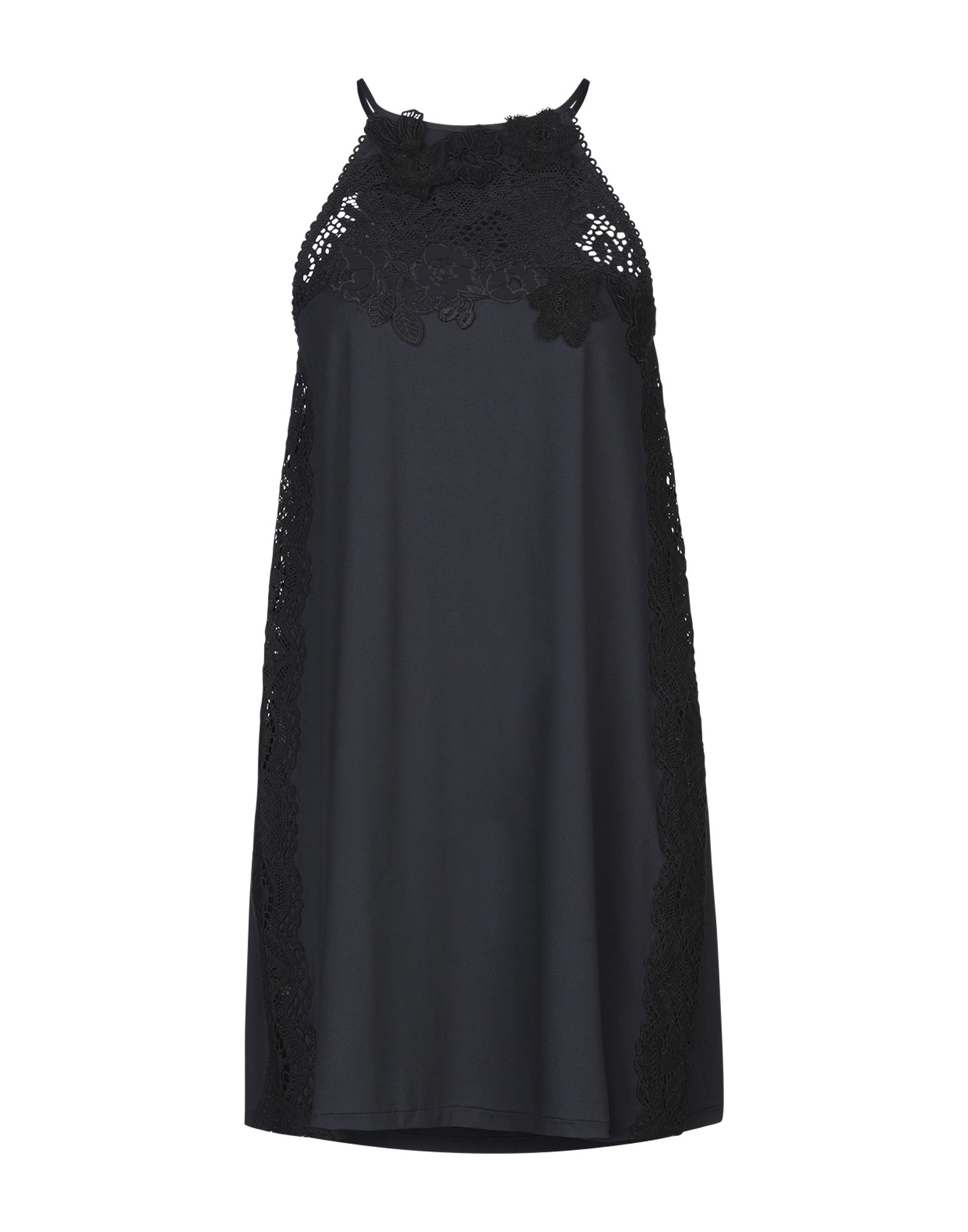 Фото - RAFFAELA D'ANGELO Короткое платье raffaela d angelo блузка