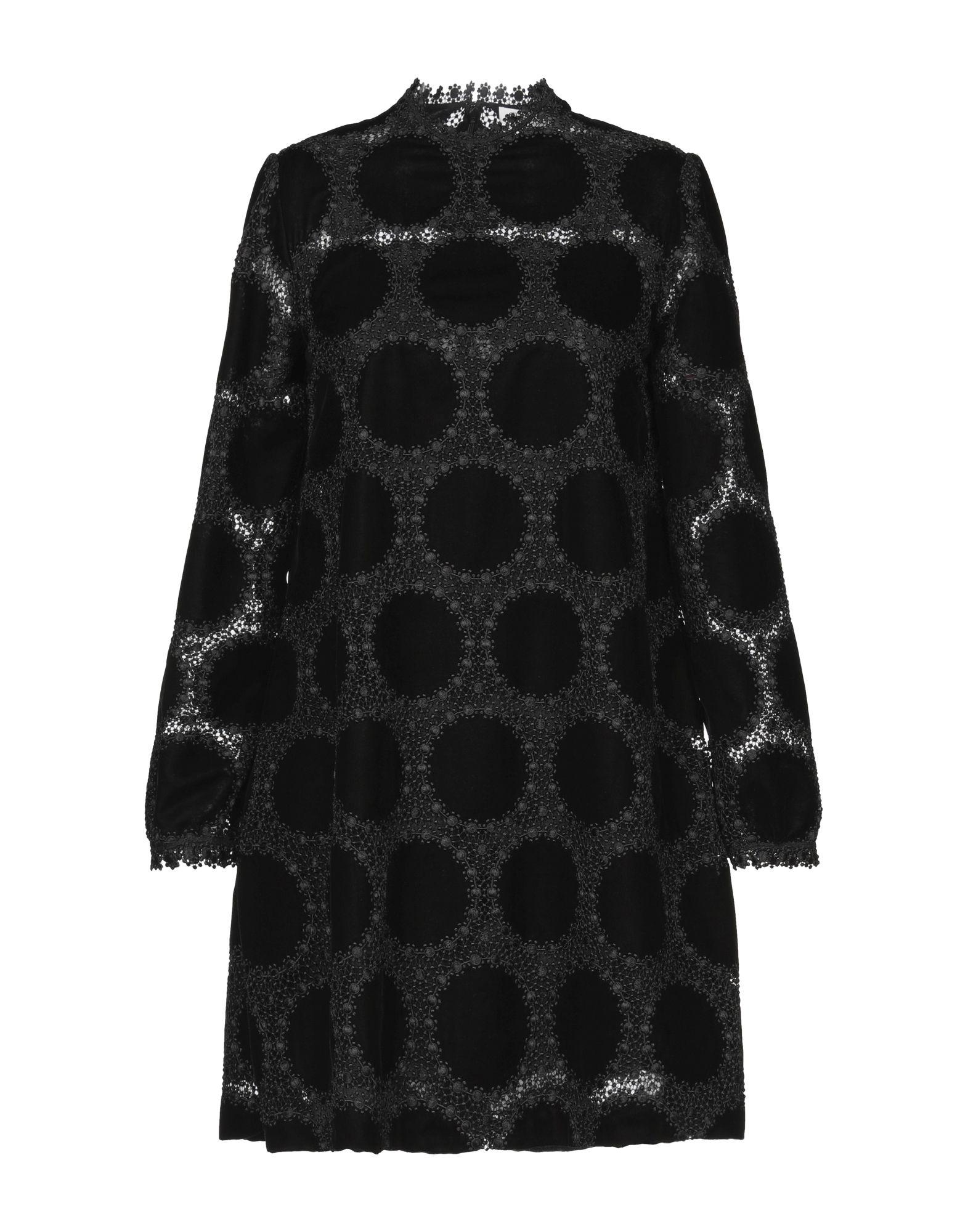 CHRISTIAN DIOR COUTURE Короткое платье цена 2017