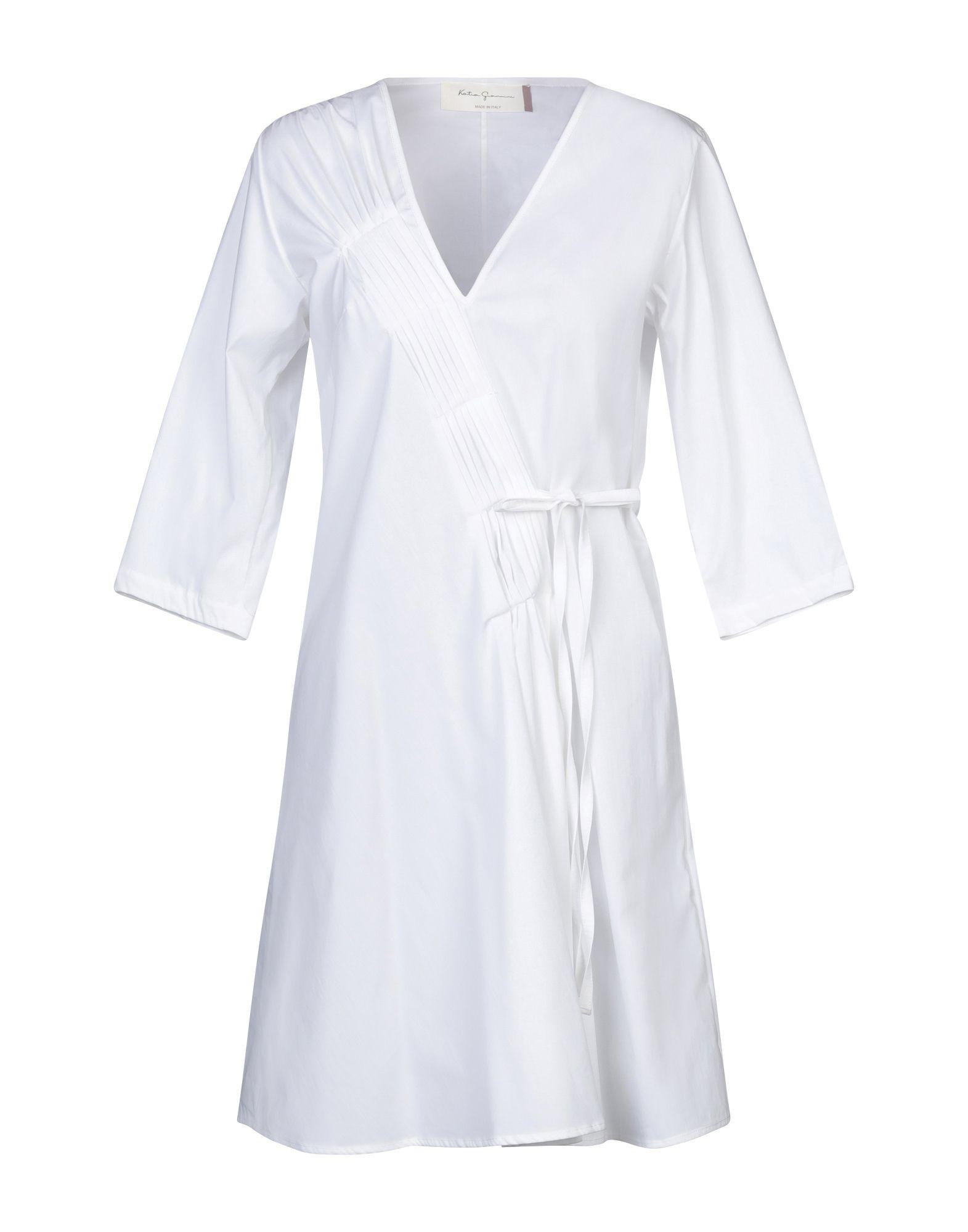 KATIA GIANNINI Короткое платье