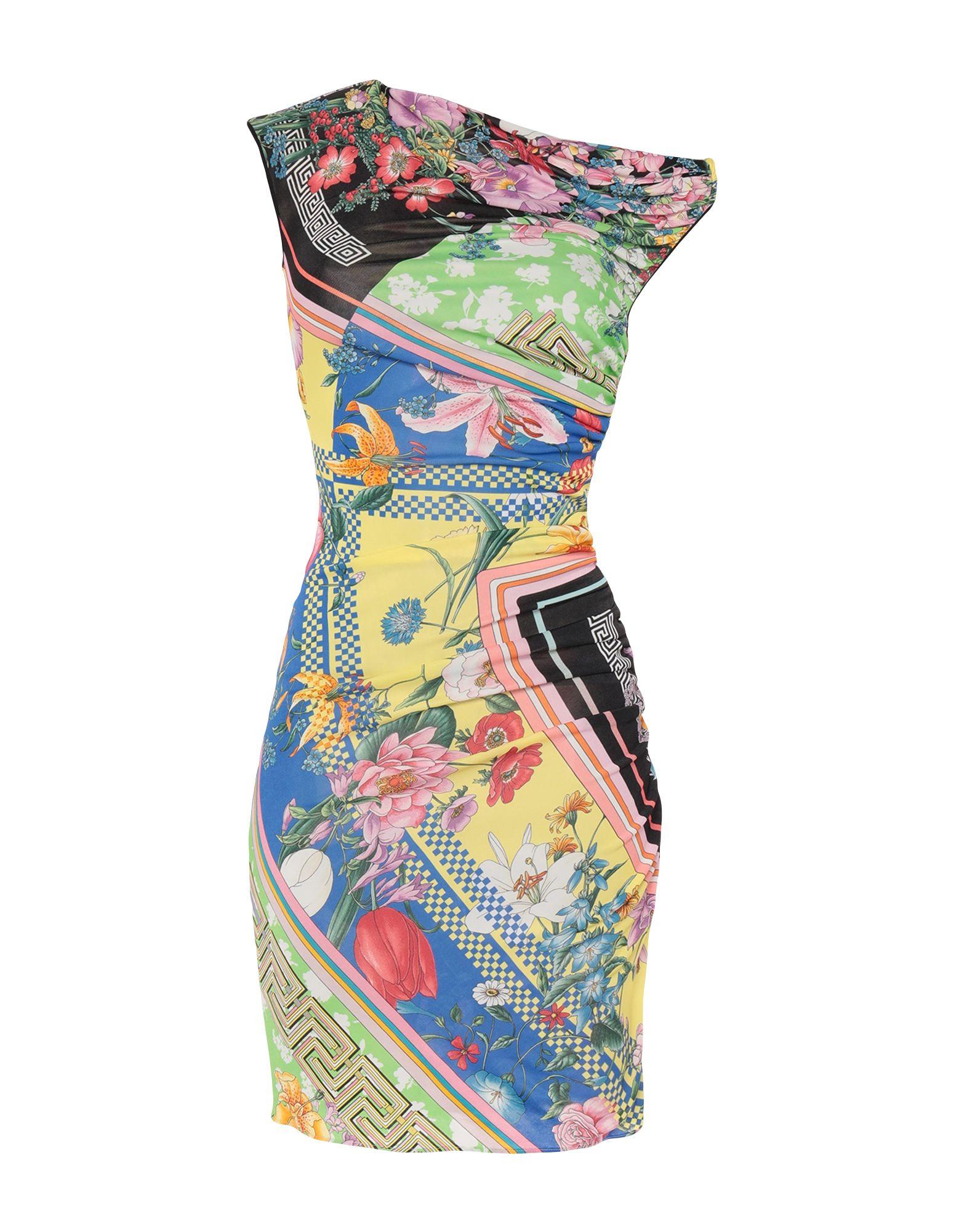 VERSACE Короткое платье