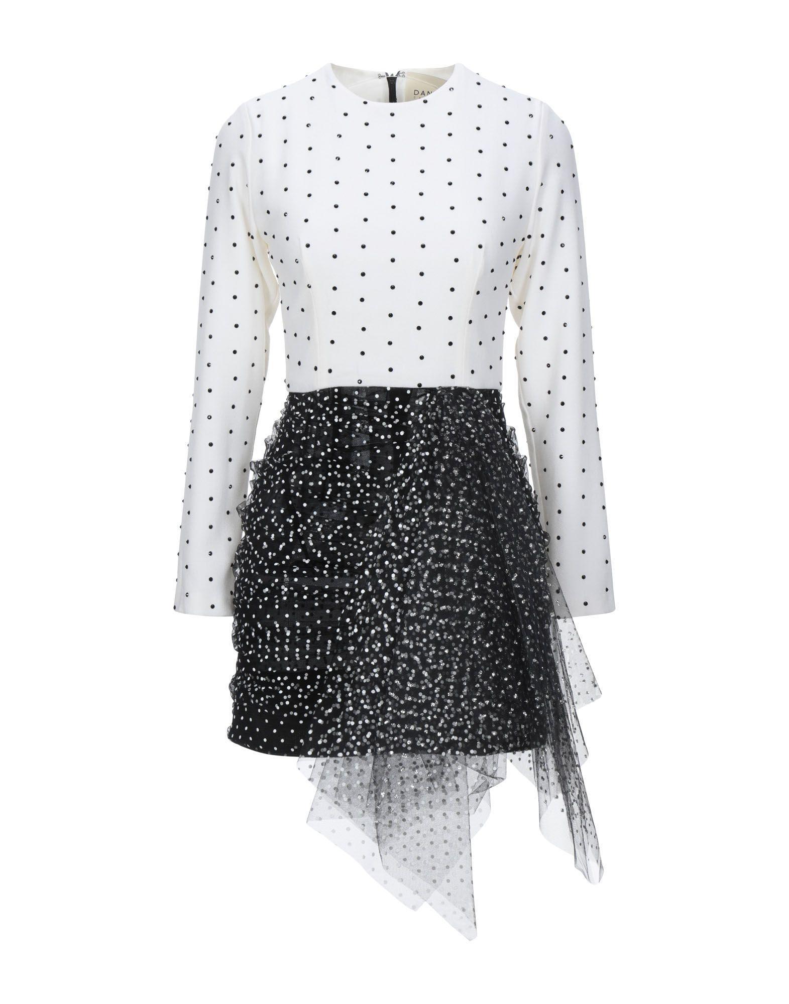 DANIELE CARLOTTA Короткое платье
