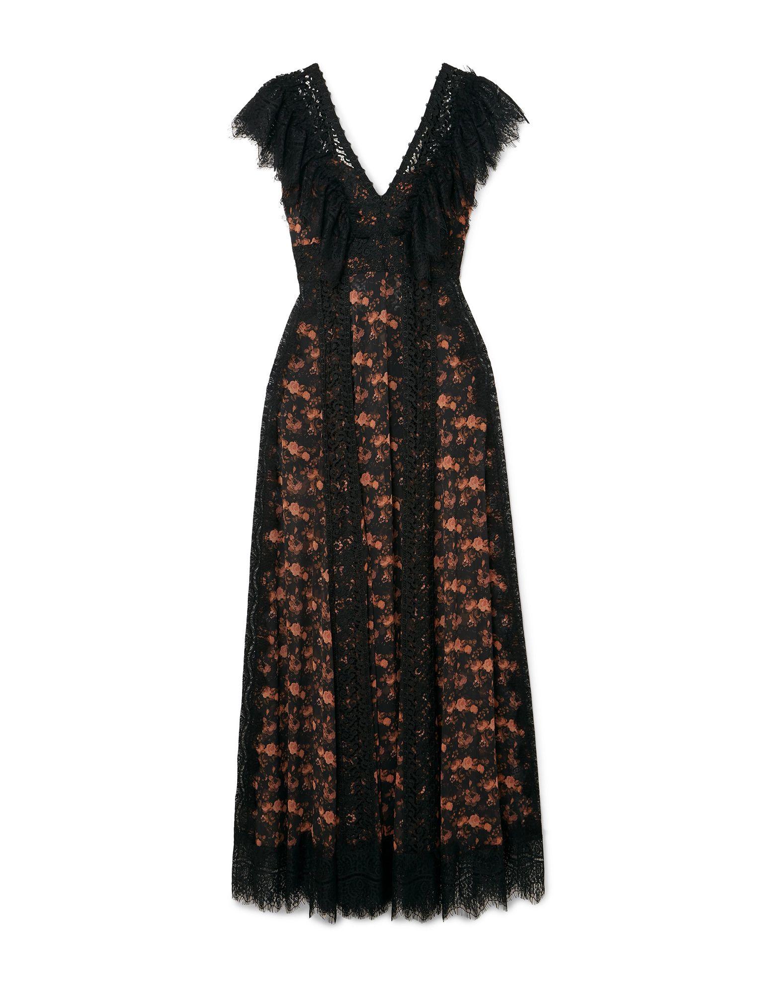 цены CHARO RUIZ IBIZA Длинное платье