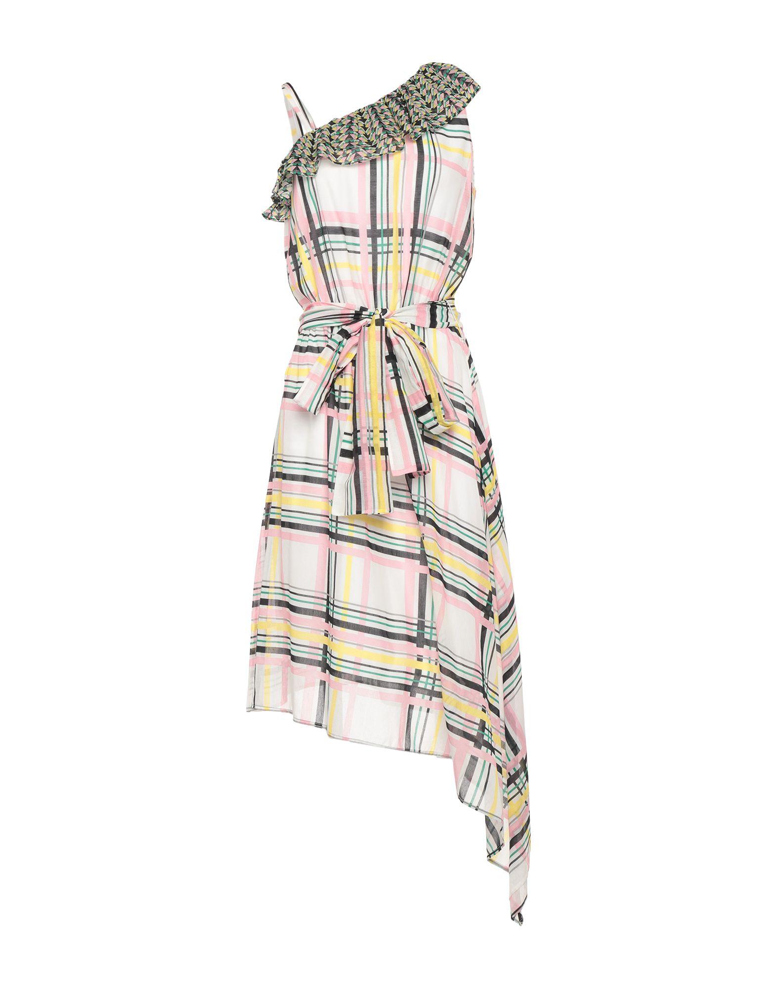 PIANURASTUDIO Платье длиной 3/4 pianurastudio юбка длиной 3 4