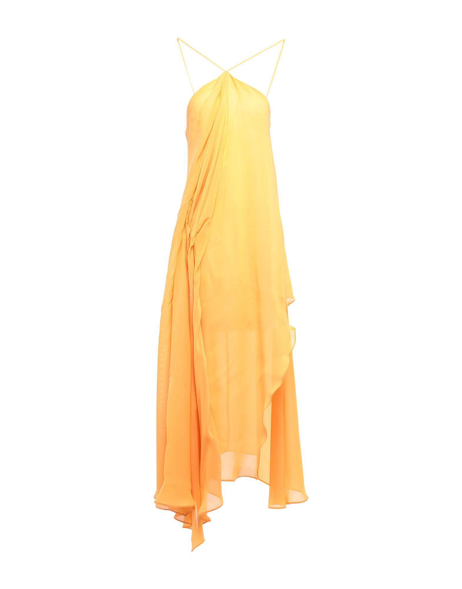 JACQUEMUS Длинное платье jacquemus короткое платье