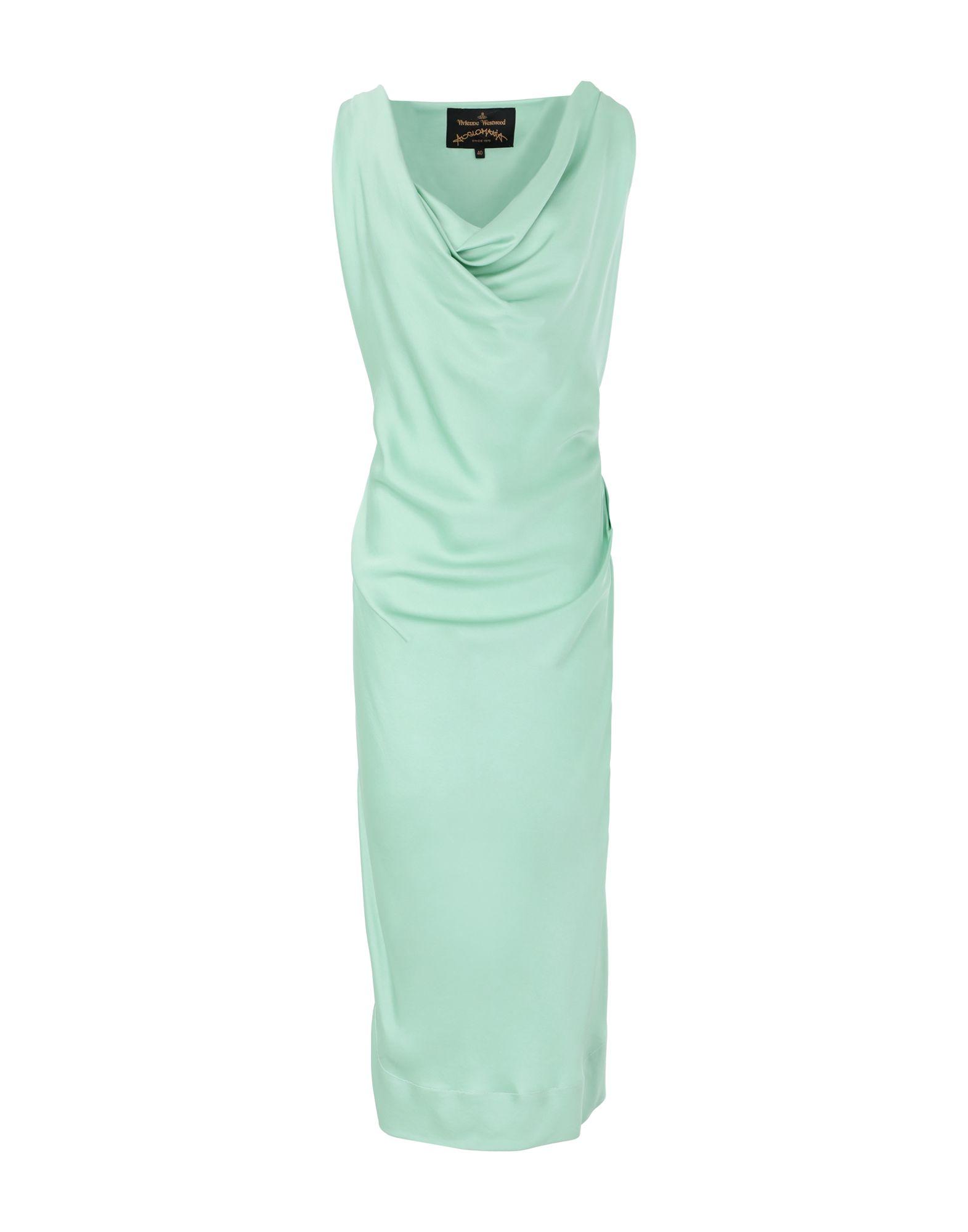 VIVIENNE WESTWOOD ANGLOMANIA Платье длиной 3/4