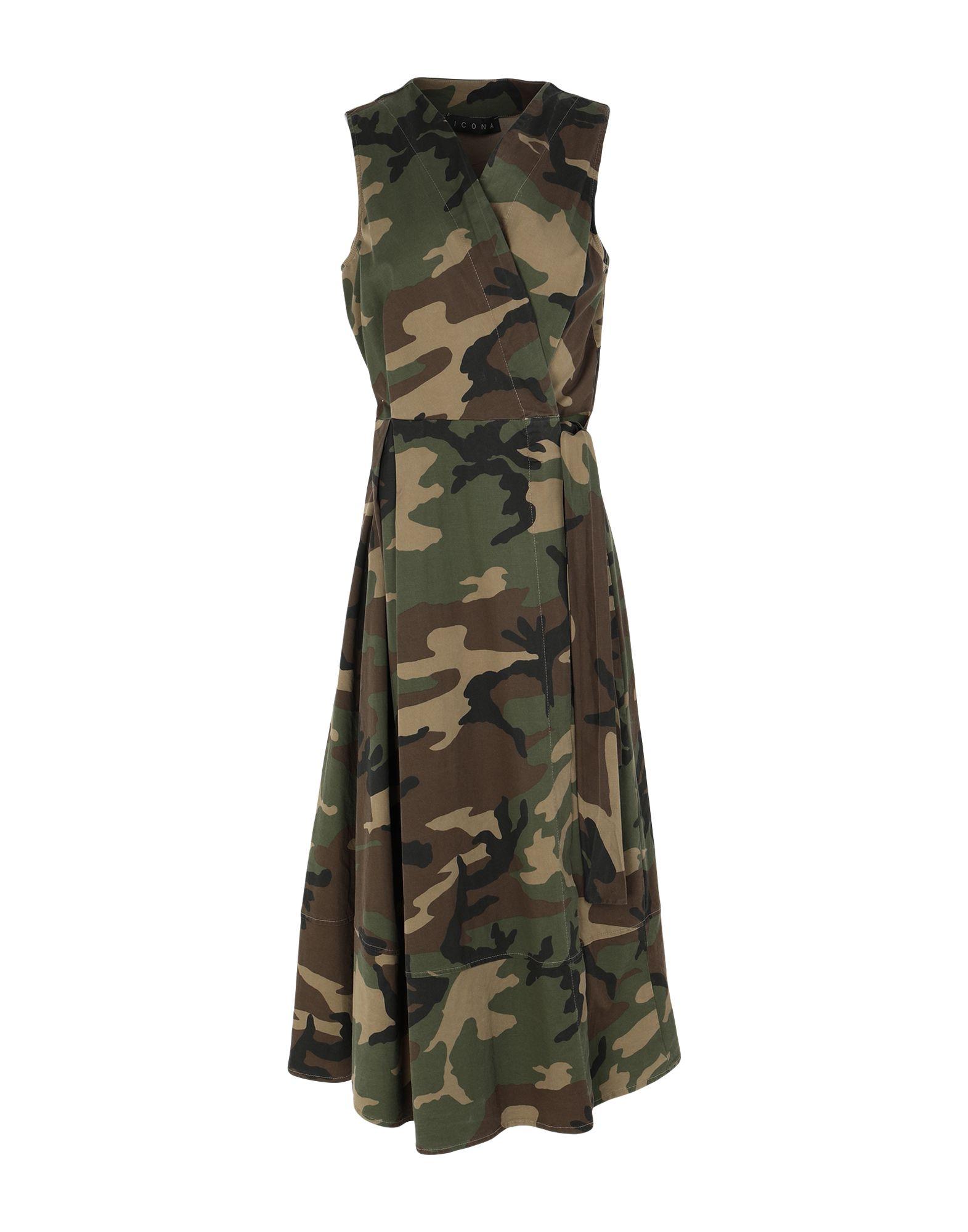 ICONA by KAOS Платье длиной 3/4 icona by kaos короткое платье