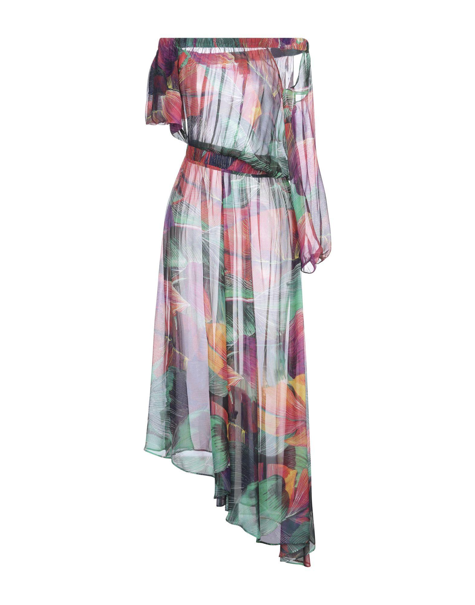 PINKO Длинное платье