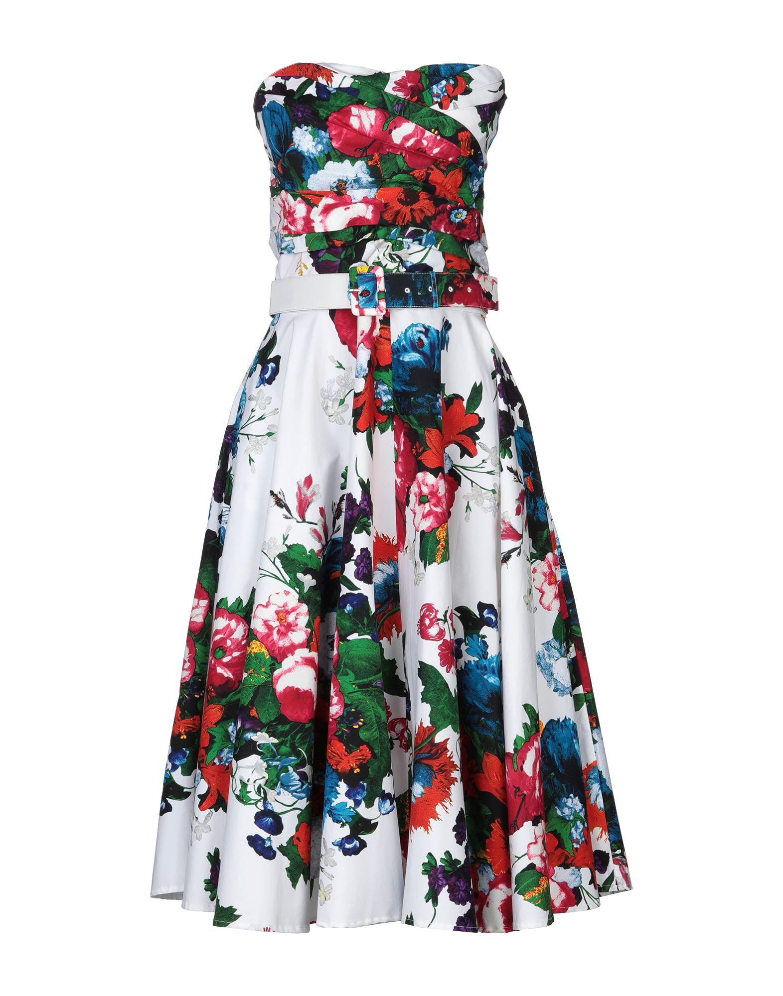 SAMANTHA SUNG Платье до колена