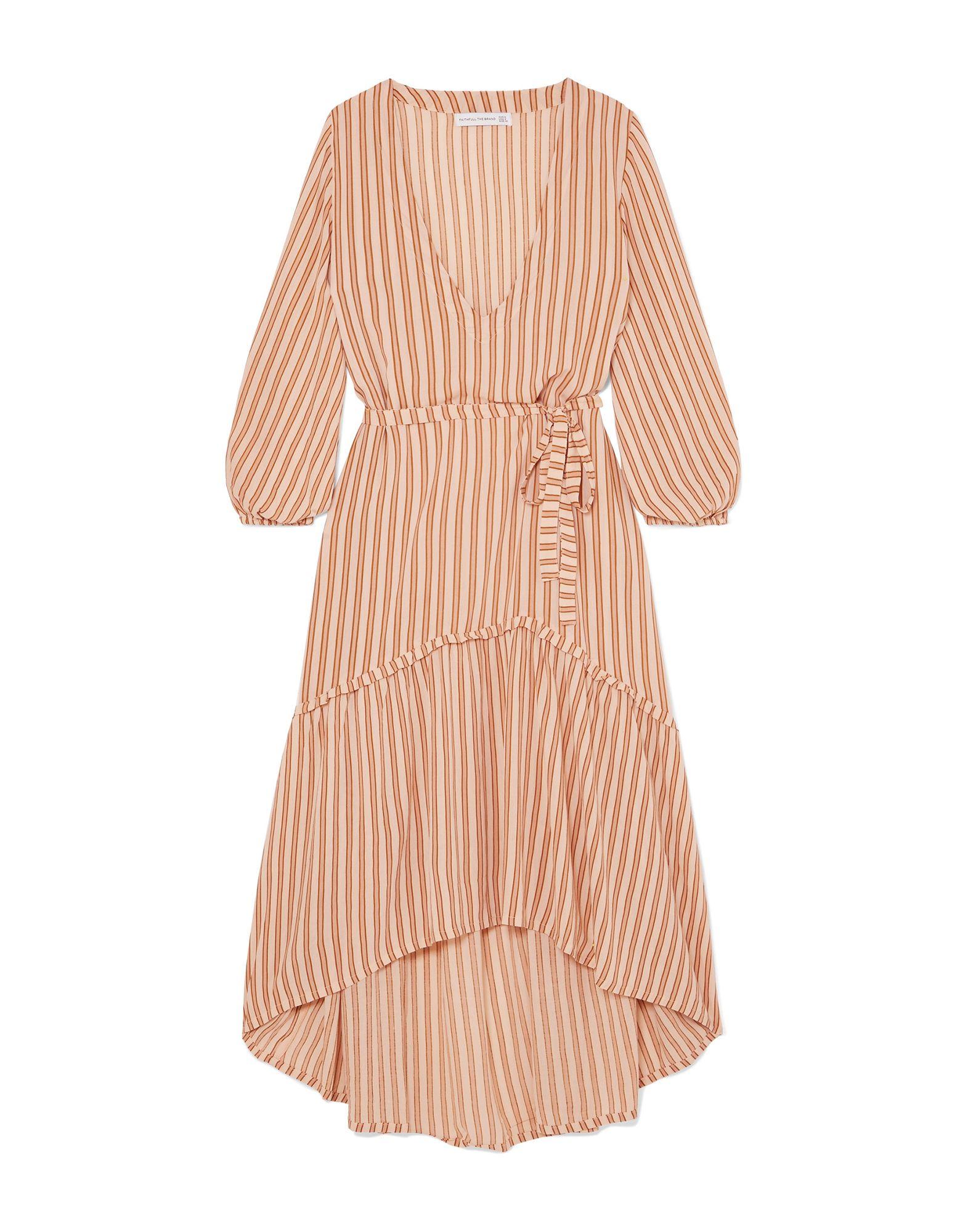 FAITHFULL THE BRAND Короткое платье