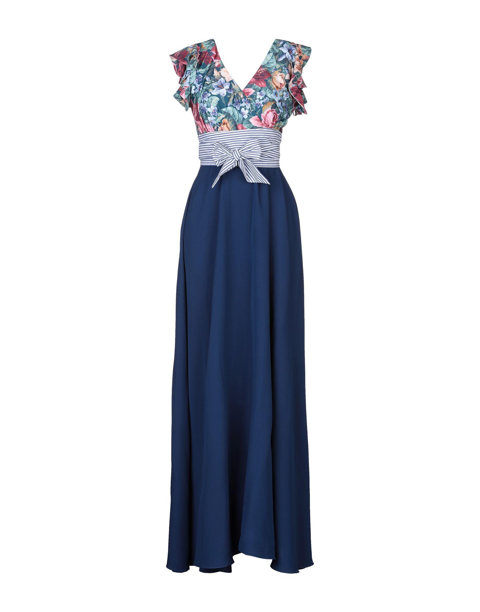 MADAME SHOUSHOU Длинное платье