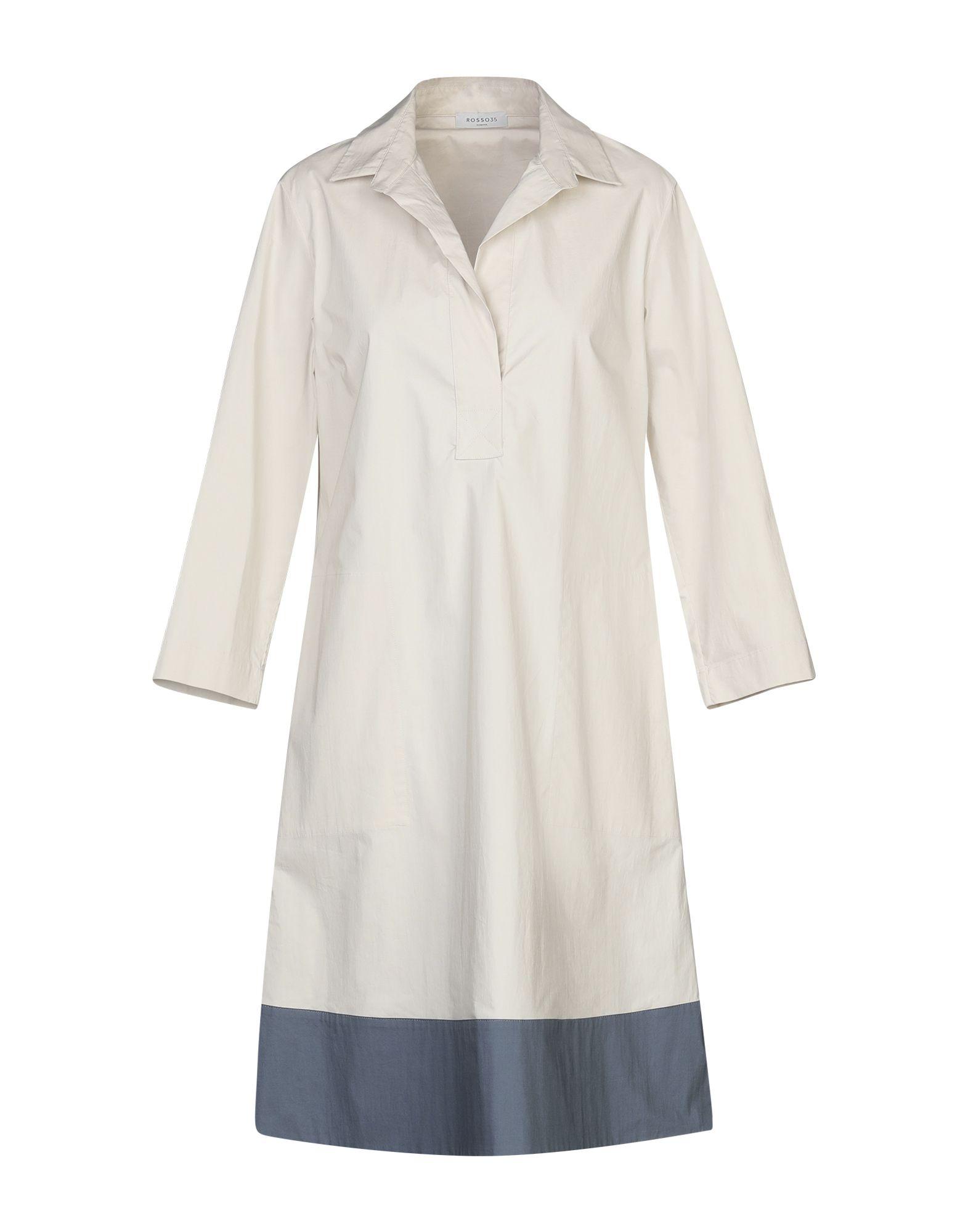 ROSSO35 Платье до колена