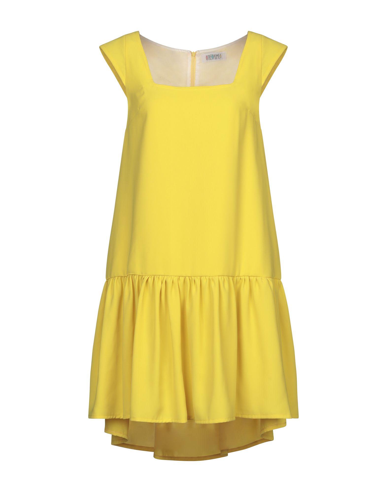TRE PIUME Короткое платье