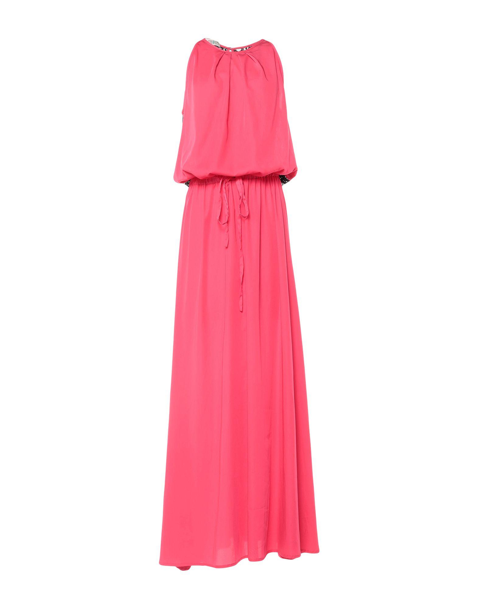 TRE PIUME Длинное платье