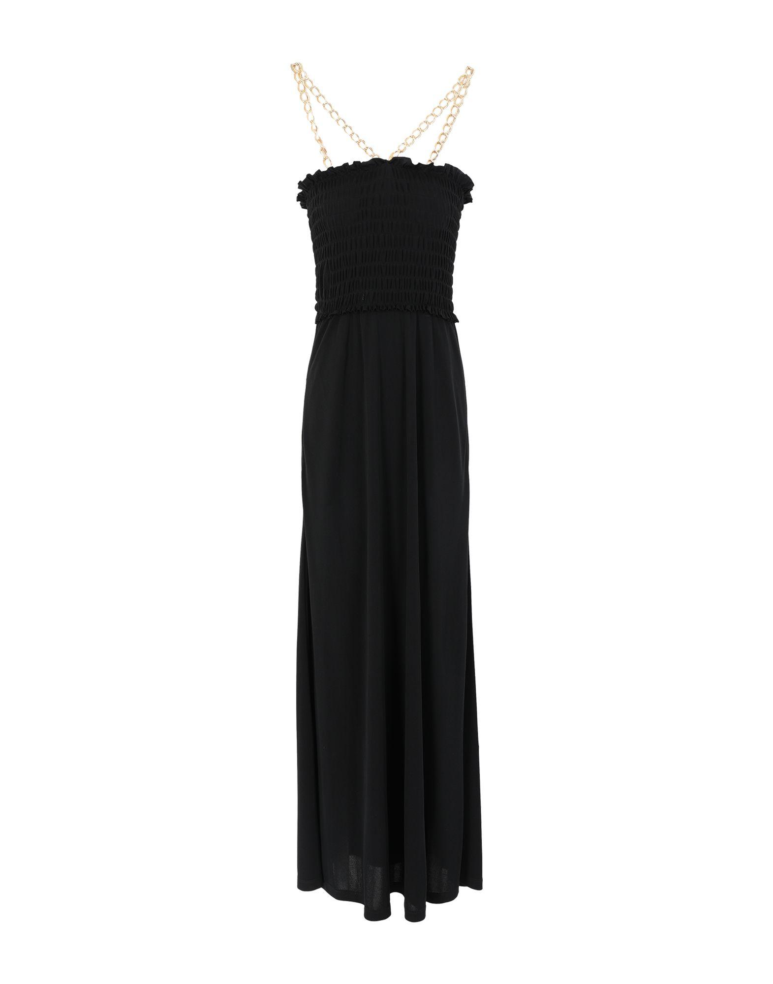 CLIPS MORE Длинное платье