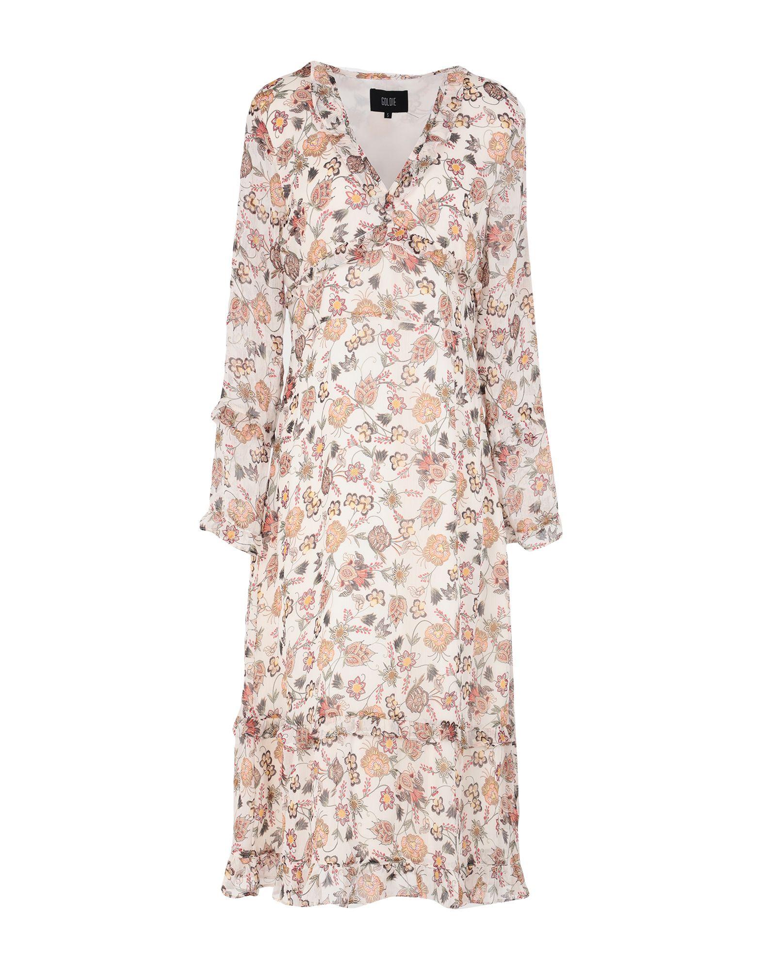 GOLDIE LONDON Платье длиной 3/4