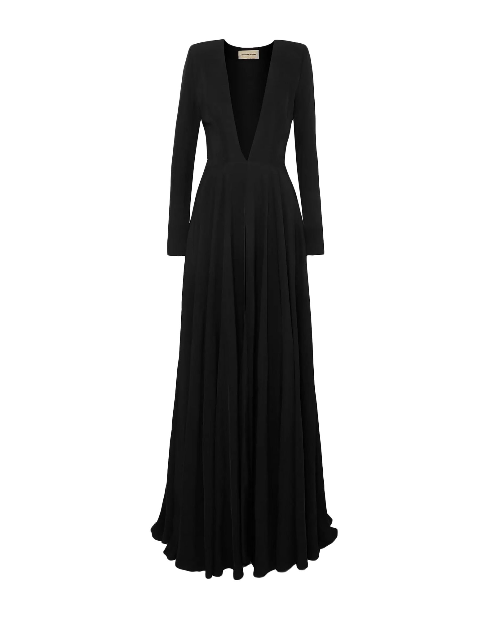 ALEXANDRE VAUTHIER Длинное платье