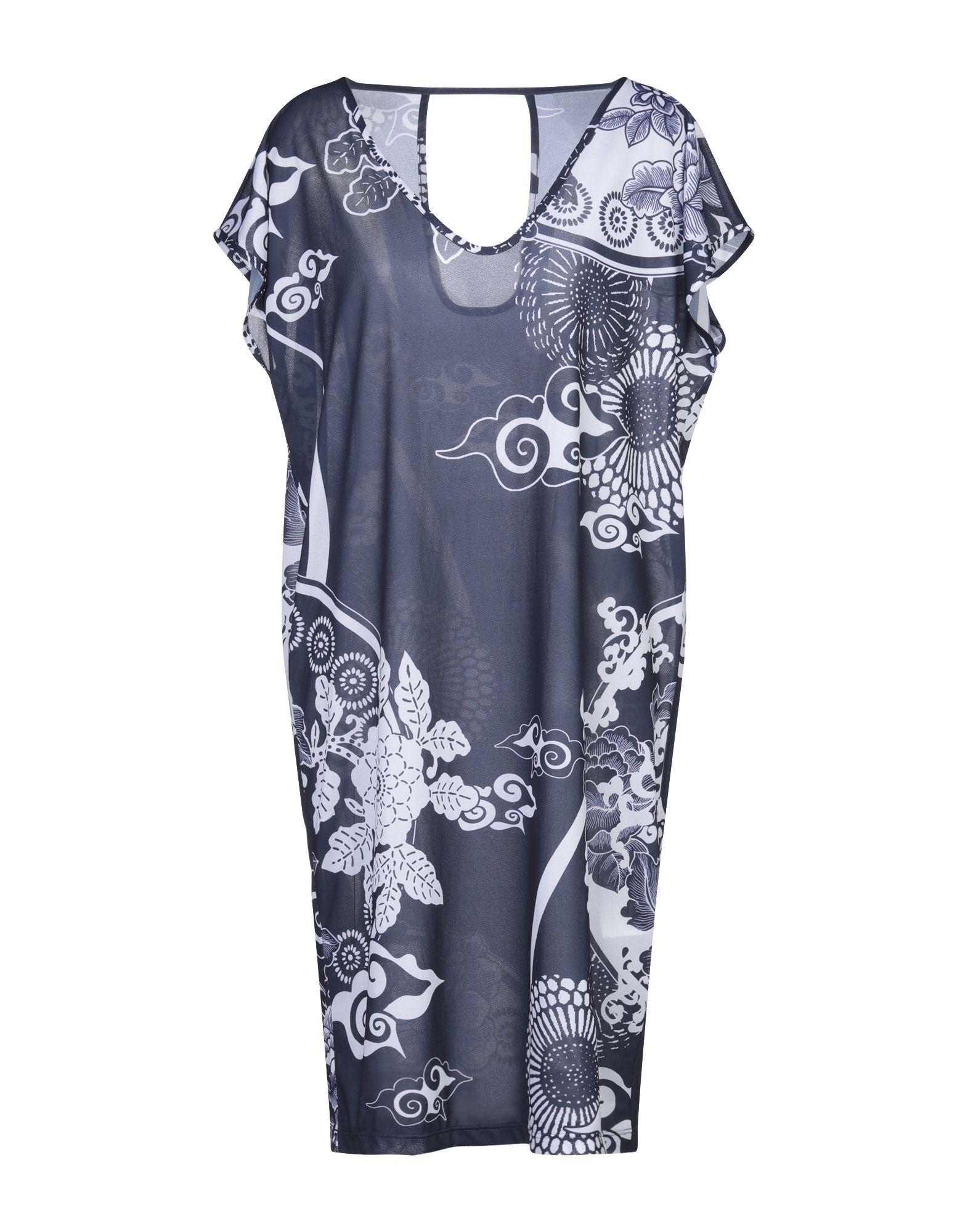 IMPRONTE PARAH Короткое платье цена 2017