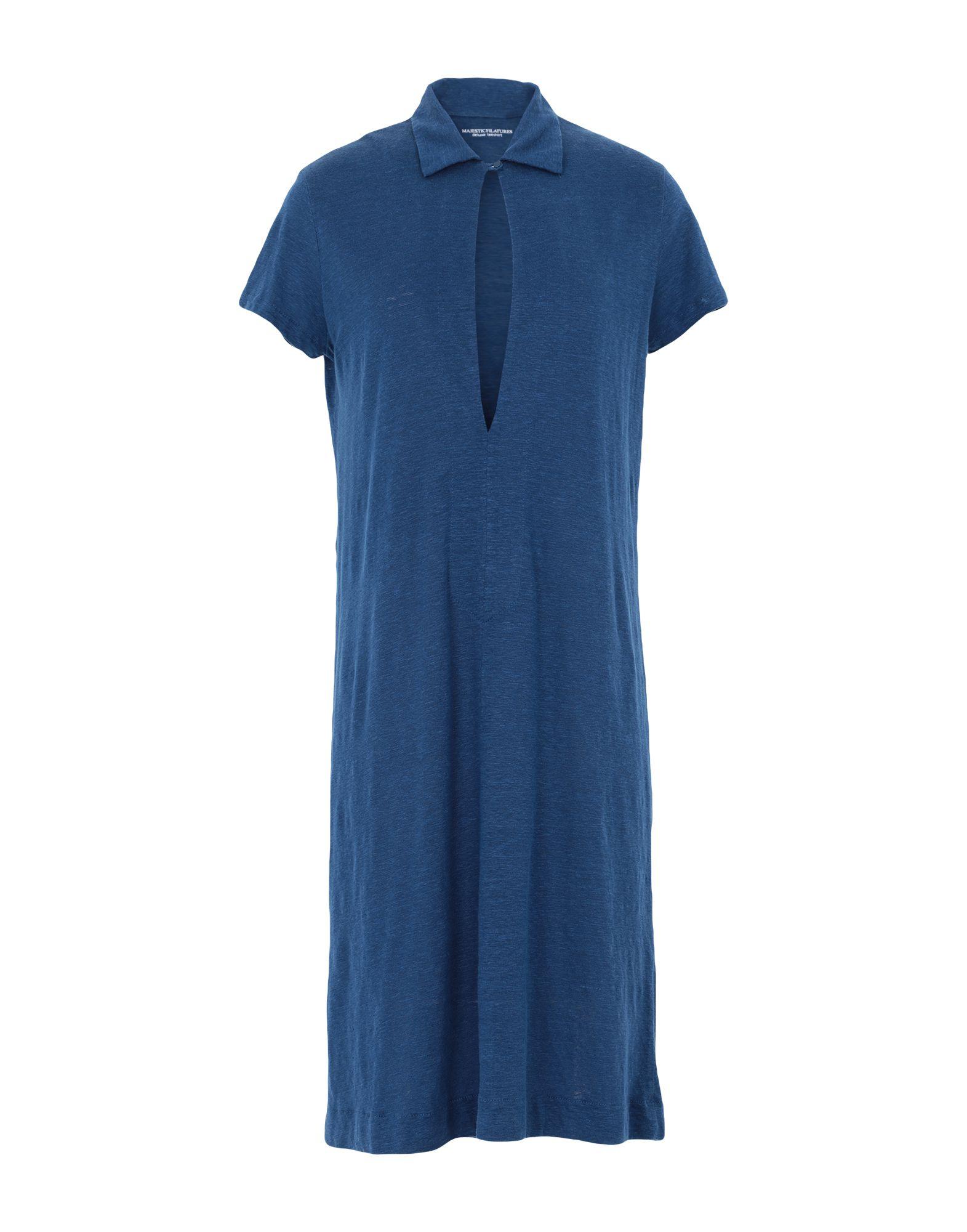 MAJESTIC FILATURES Платье до колена