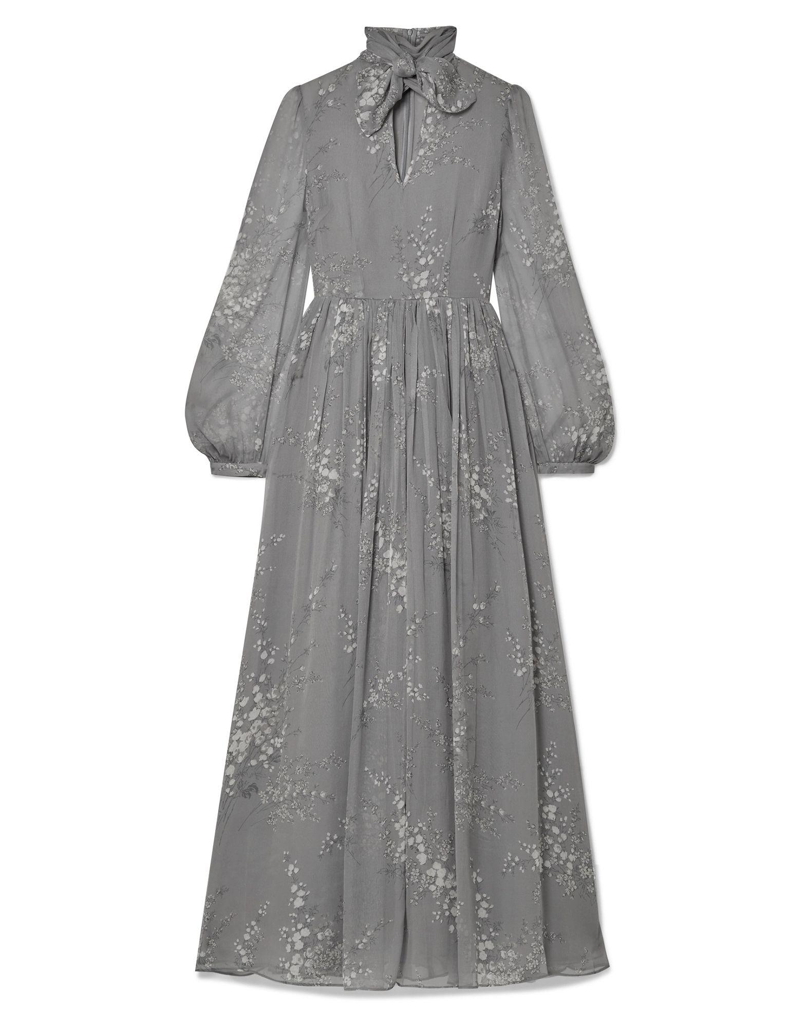 CO Длинное платье