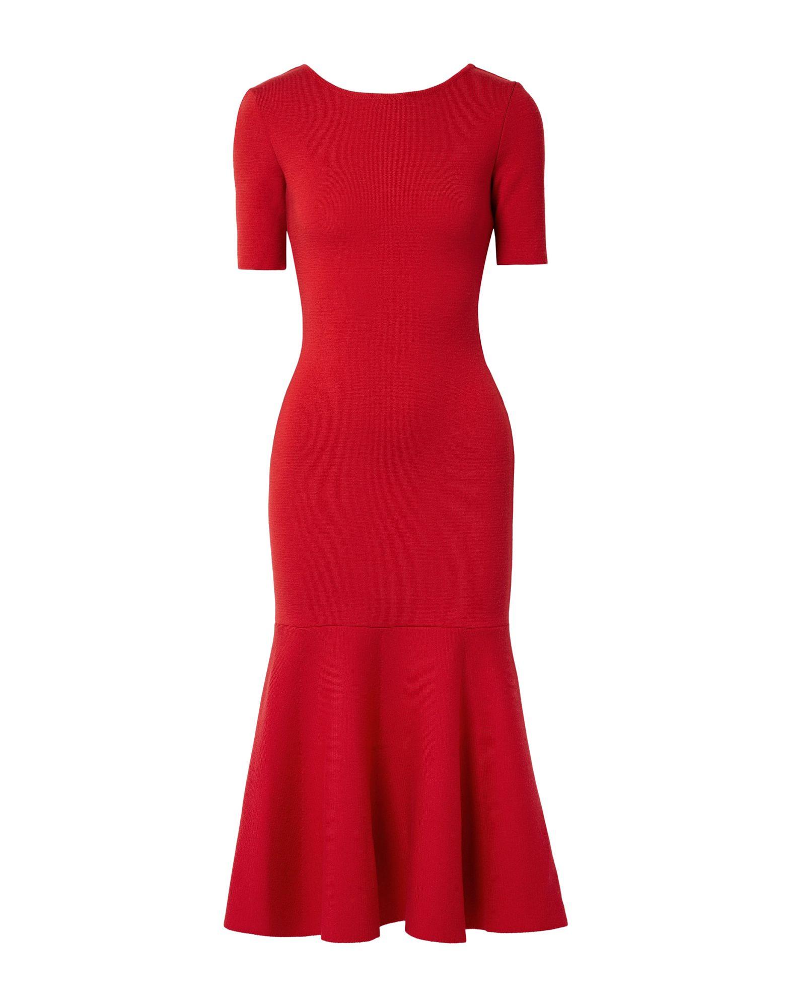 OSCAR DE LA RENTA Платье длиной 3/4