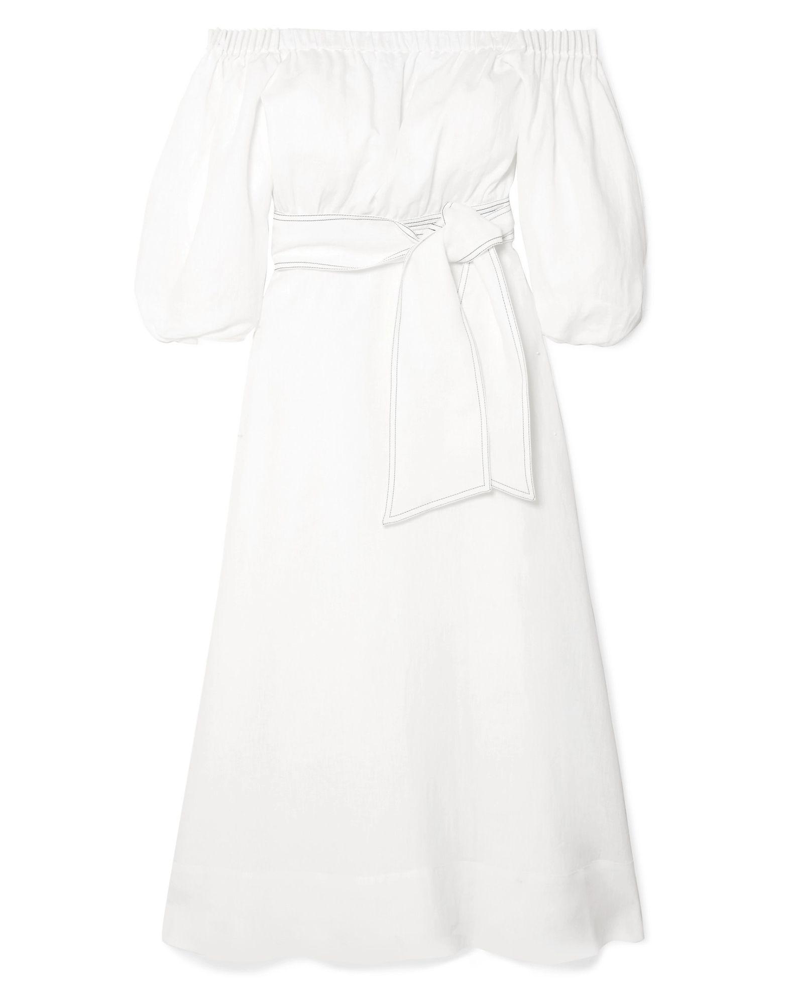 GABRIELA HEARST Платье длиной 3/4