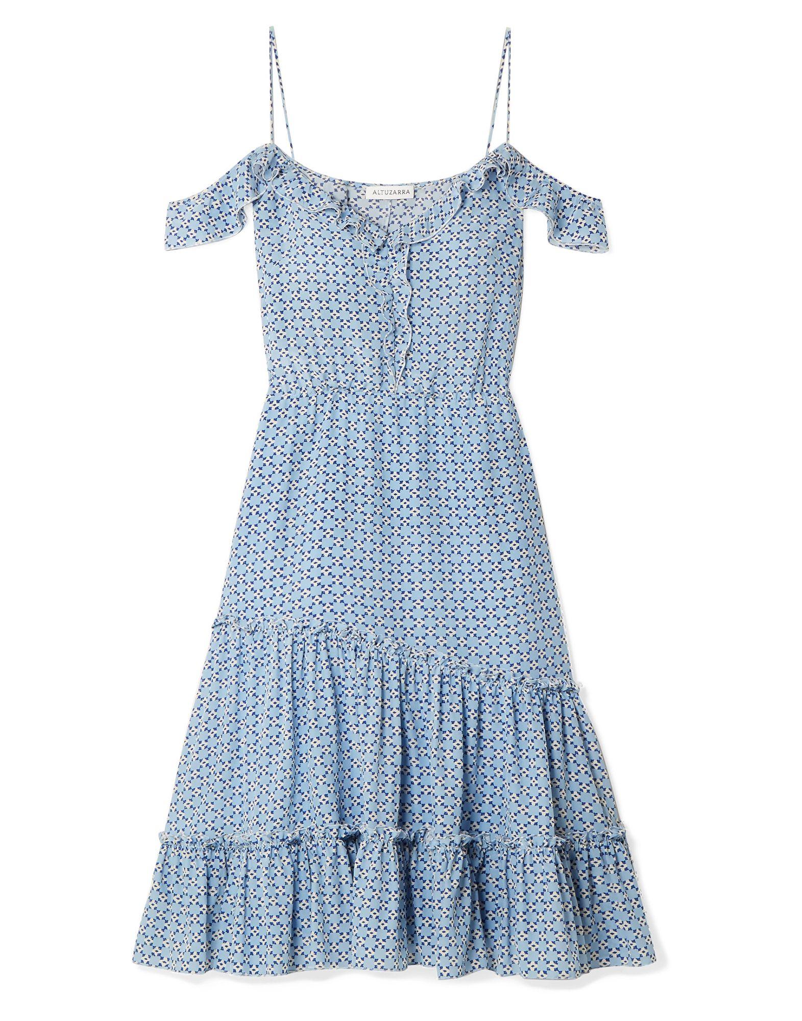 ALTUZARRA Платье до колена