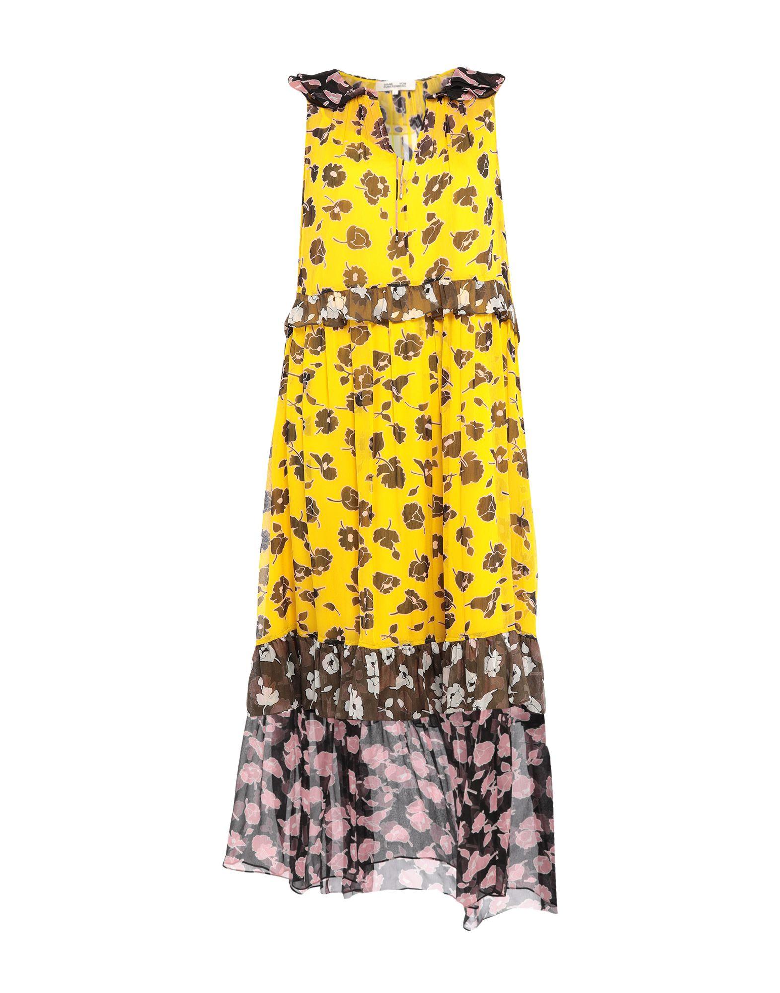 DIANE VON FURSTENBERG Длинное платье diane von furstenberg длинное платье