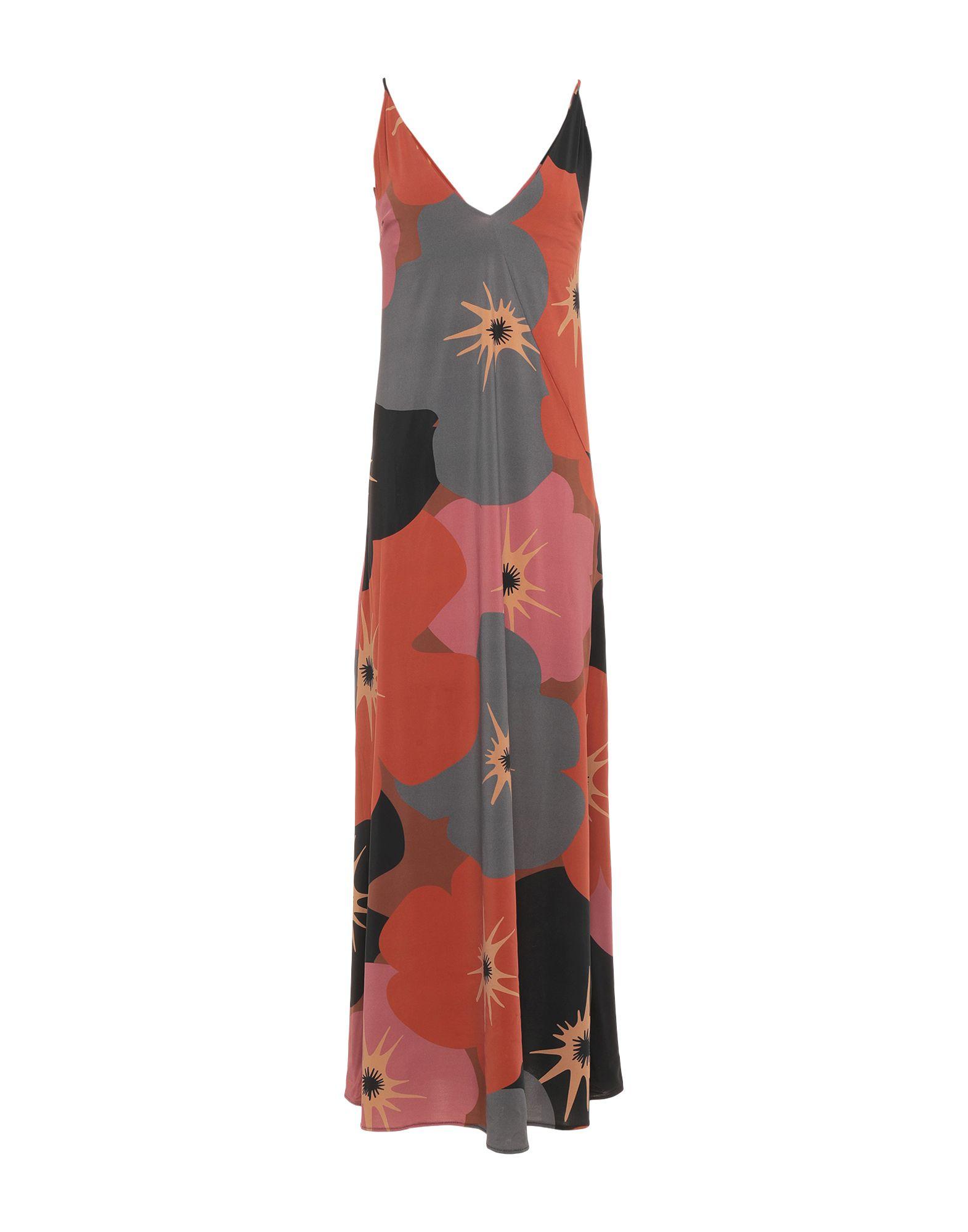 SIYU Длинное платье
